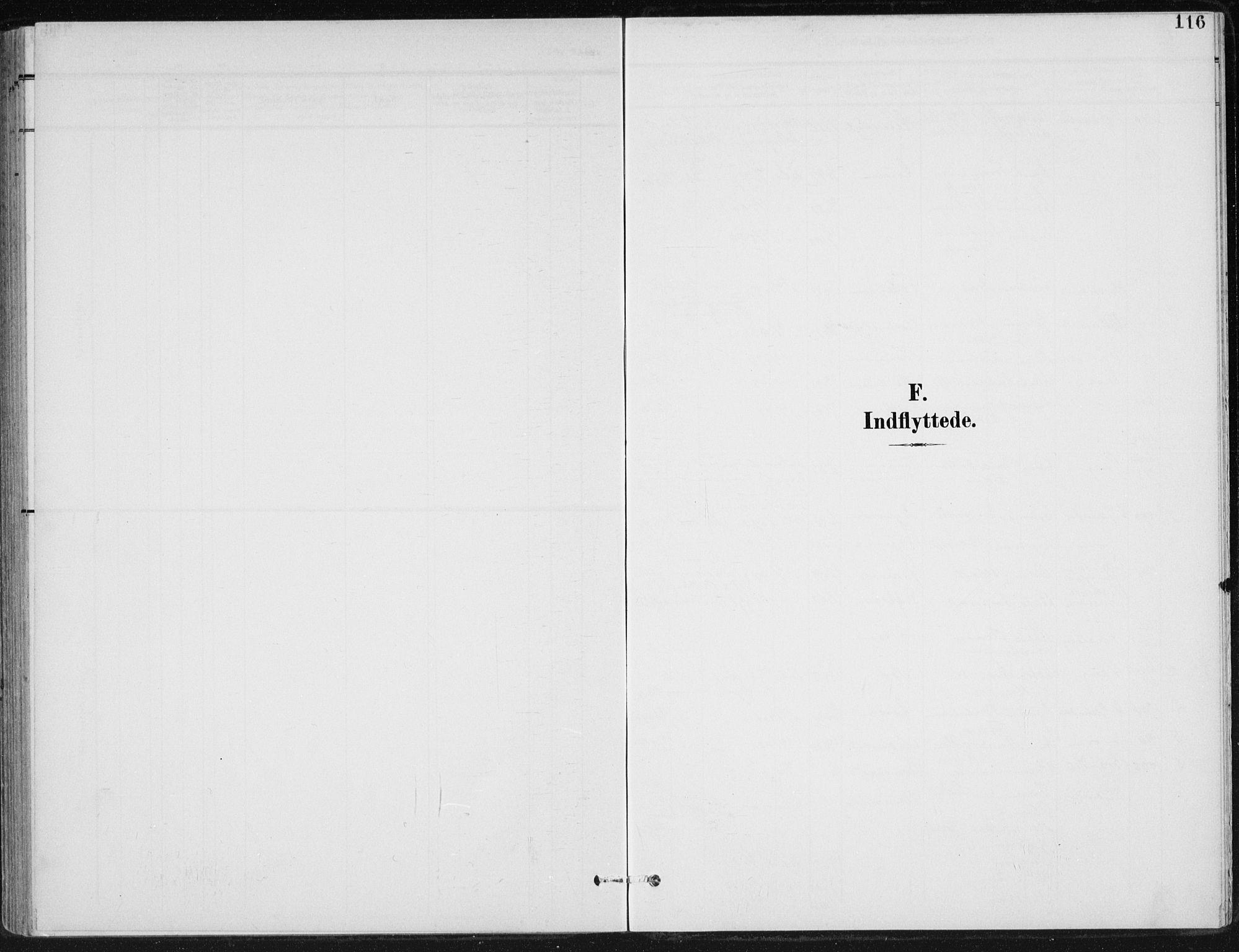 SAH, Østre Gausdal prestekontor, Ministerialbok nr. 5, 1902-1920, s. 116
