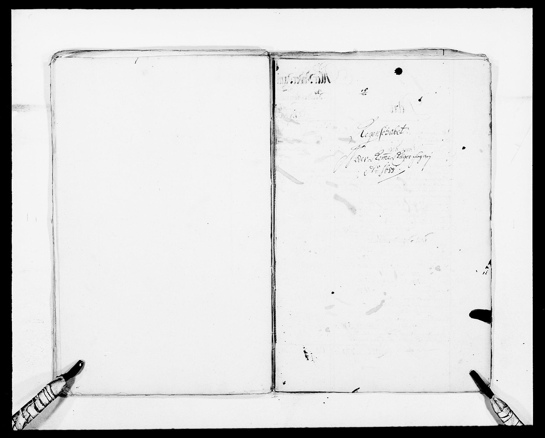 RA, Rentekammeret inntil 1814, Reviderte regnskaper, Fogderegnskap, R11/L0573: Fogderegnskap Nedre Romerike, 1679-1688, s. 180
