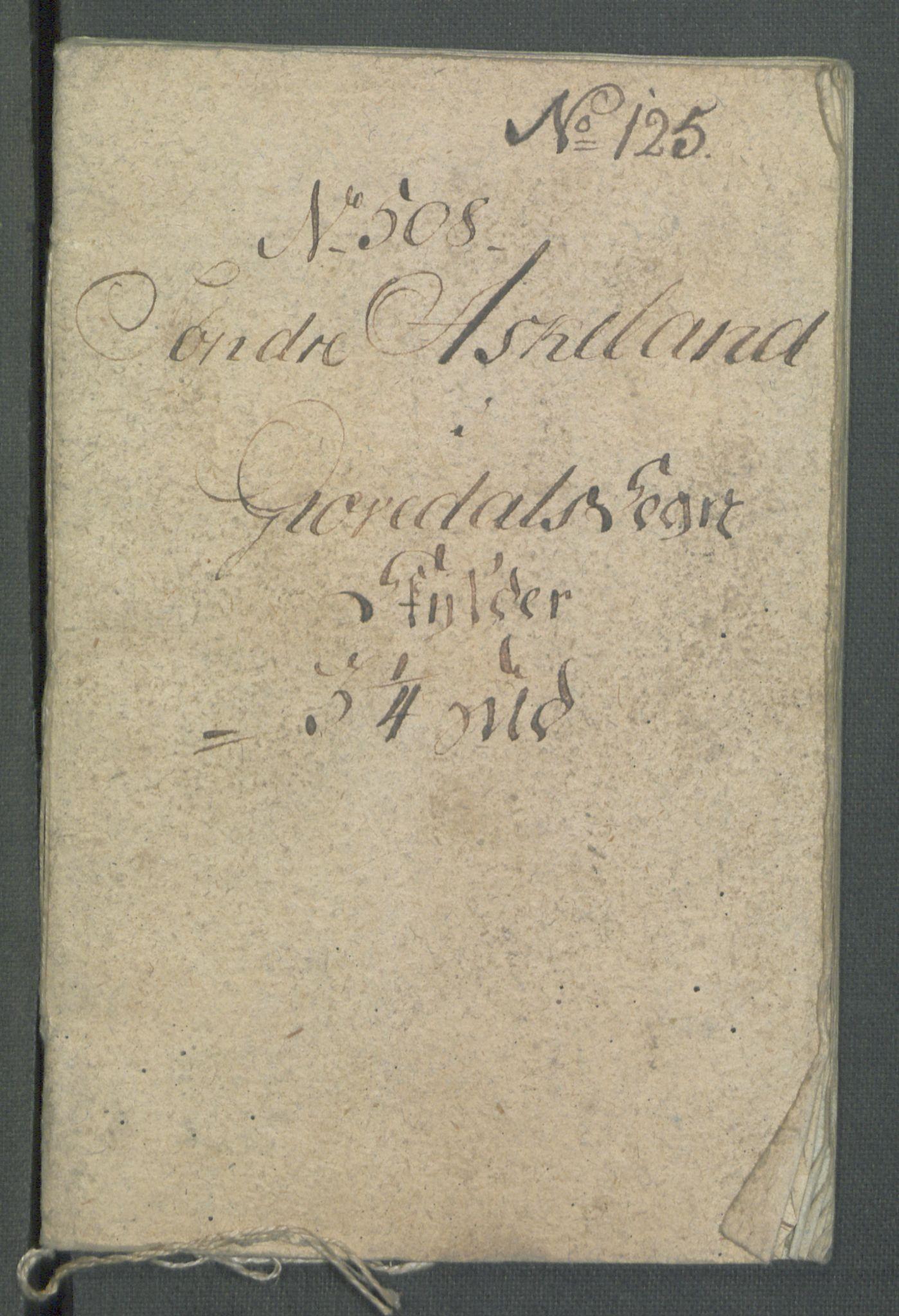 RA, Rentekammeret inntil 1814, Realistisk ordnet avdeling, Od/L0001: Oppløp, 1786-1769, s. 245