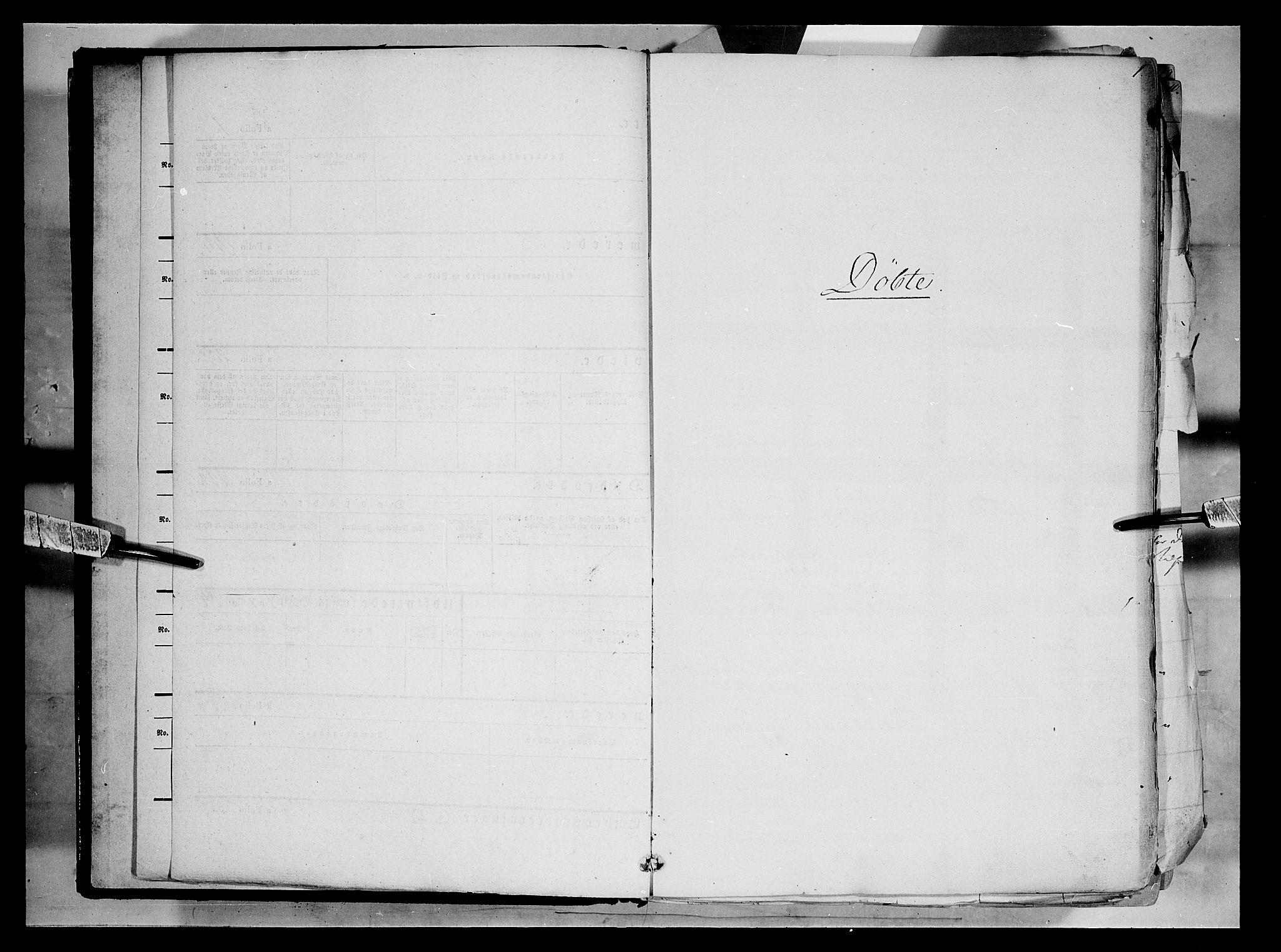 SAH, Gausdal prestekontor, Ministerialbok nr. 7, 1840-1850, s. 1