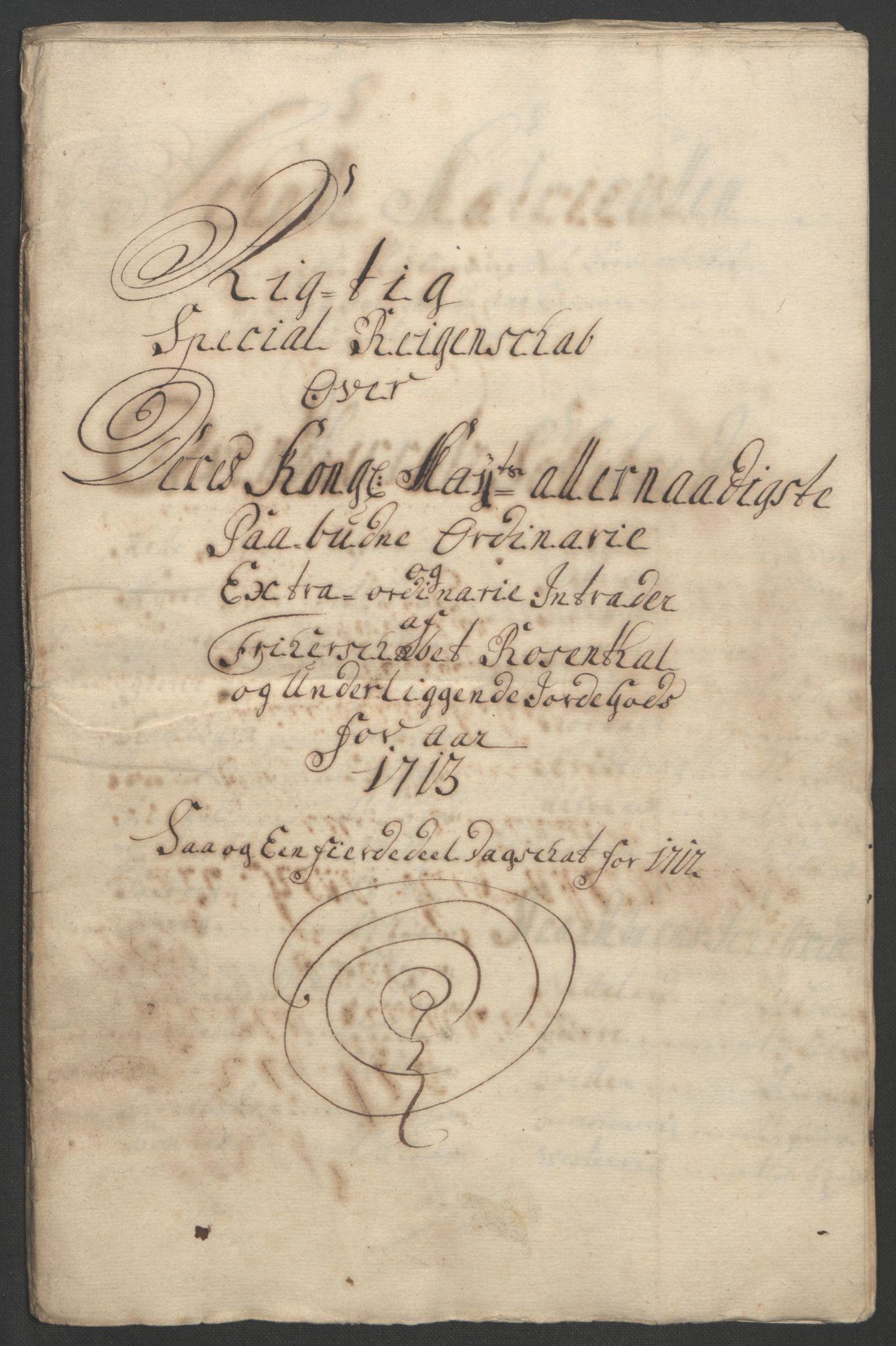 RA, Rentekammeret inntil 1814, Reviderte regnskaper, Fogderegnskap, R49/L3138: Fogderegnskap Rosendal Baroni, 1691-1714, s. 331