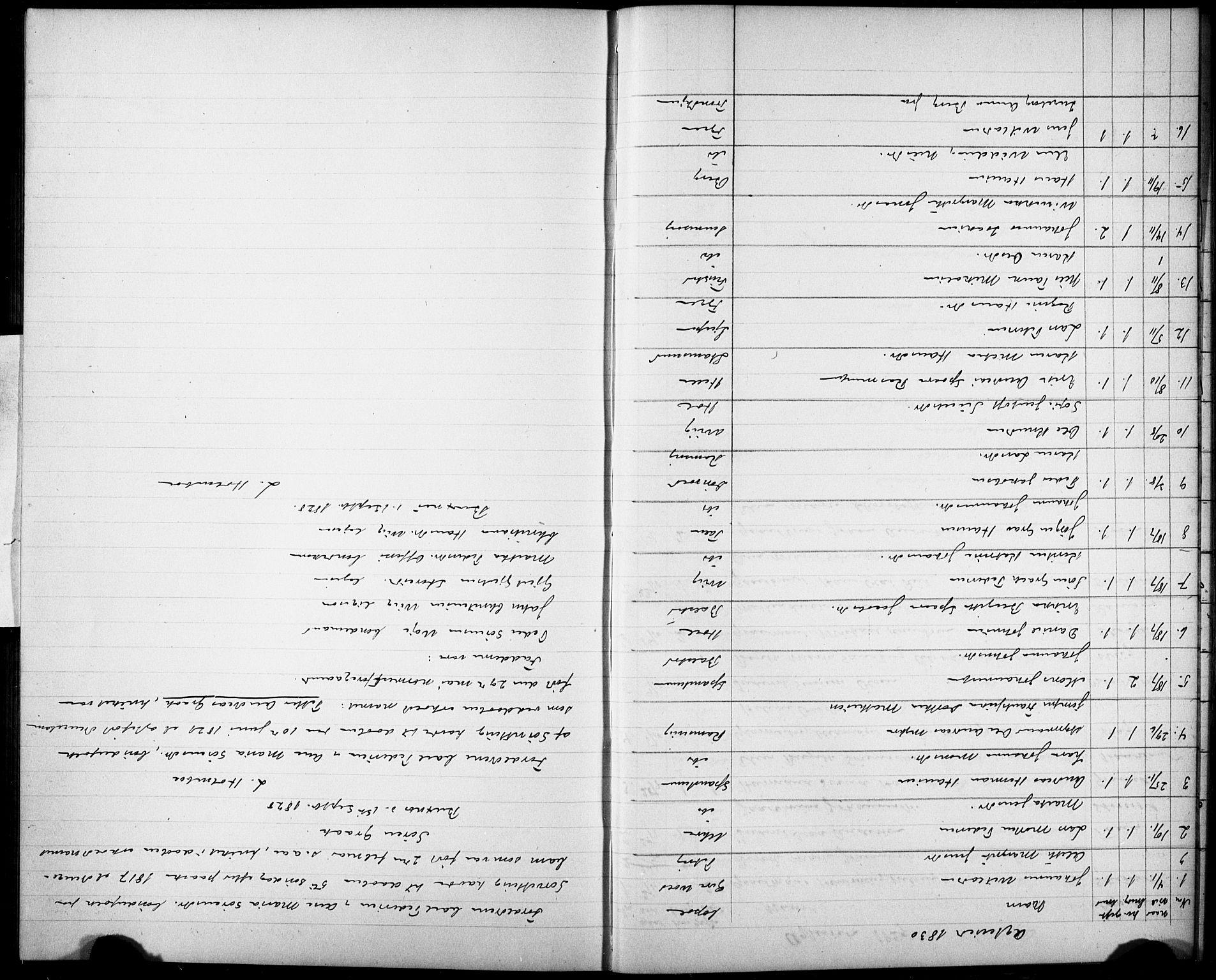 SAT, Ministerialprotokoller, klokkerbøker og fødselsregistre - Nordland, 881/L1150: Ministerialbok nr. 881A03, 1817-1840