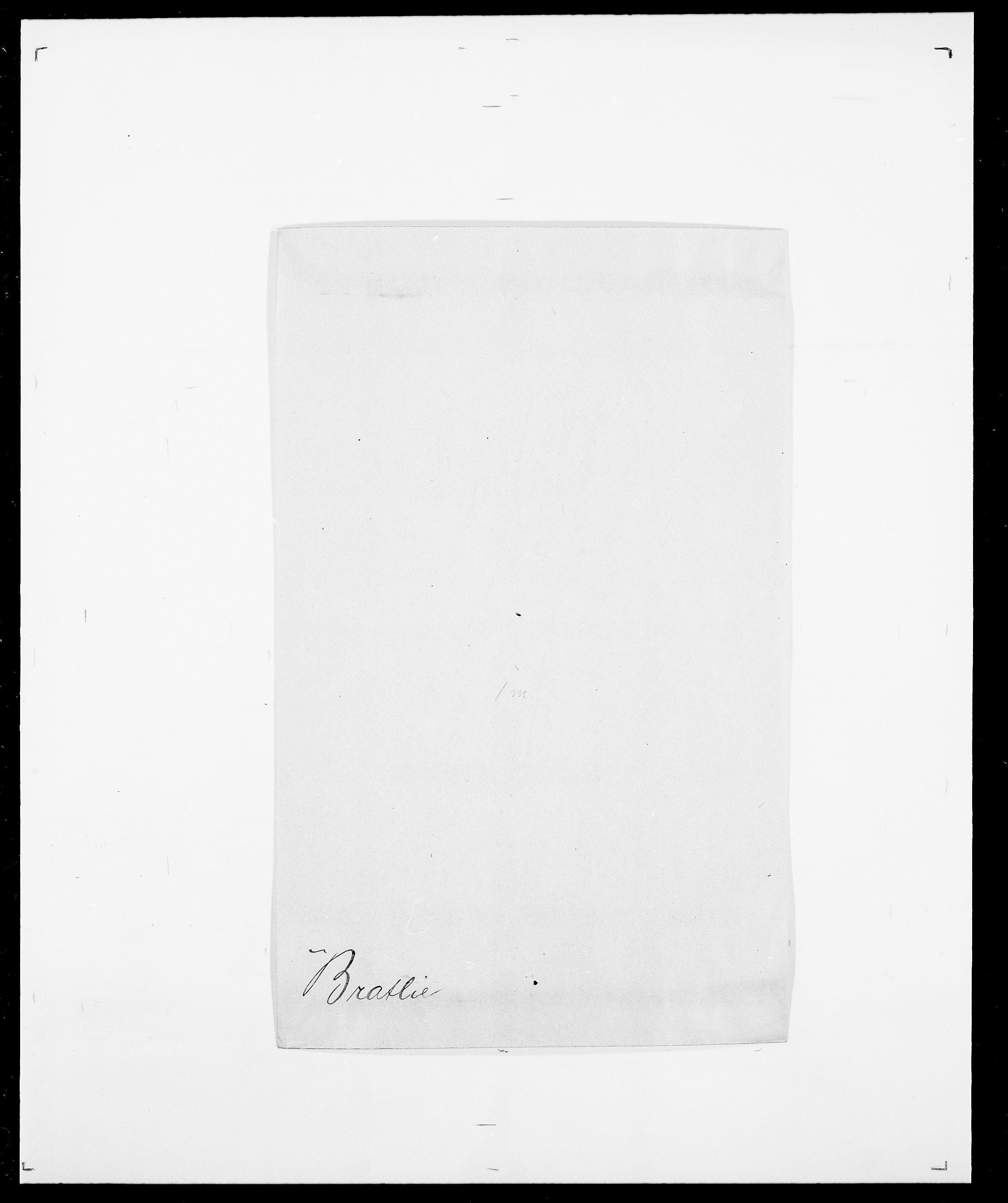 SAO, Delgobe, Charles Antoine - samling, D/Da/L0006: Brambani - Brønø, s. 195