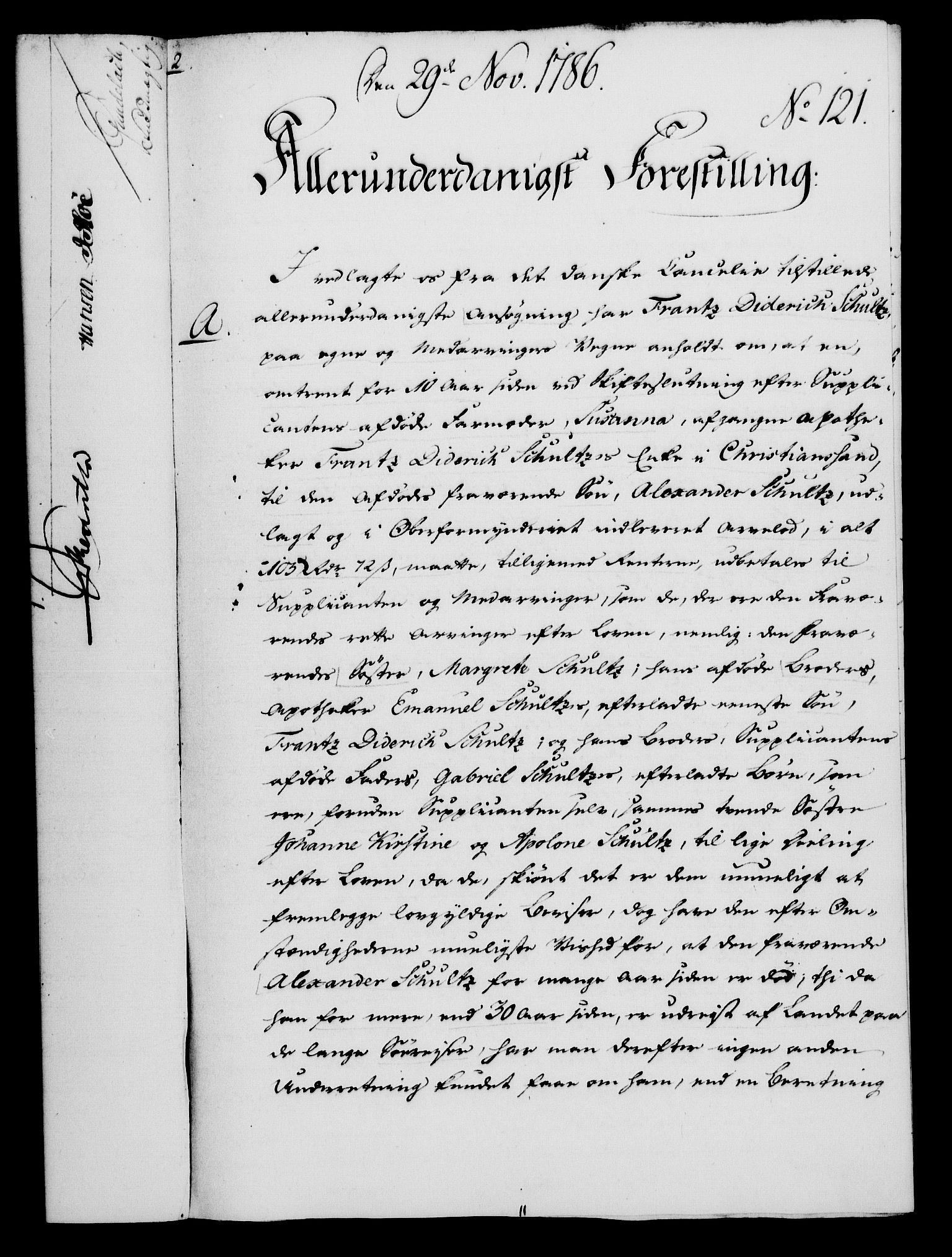 RA, Rentekammeret, Kammerkanselliet, G/Gf/Gfa/L0068: Norsk relasjons- og resolusjonsprotokoll (merket RK 52.68), 1786, s. 999