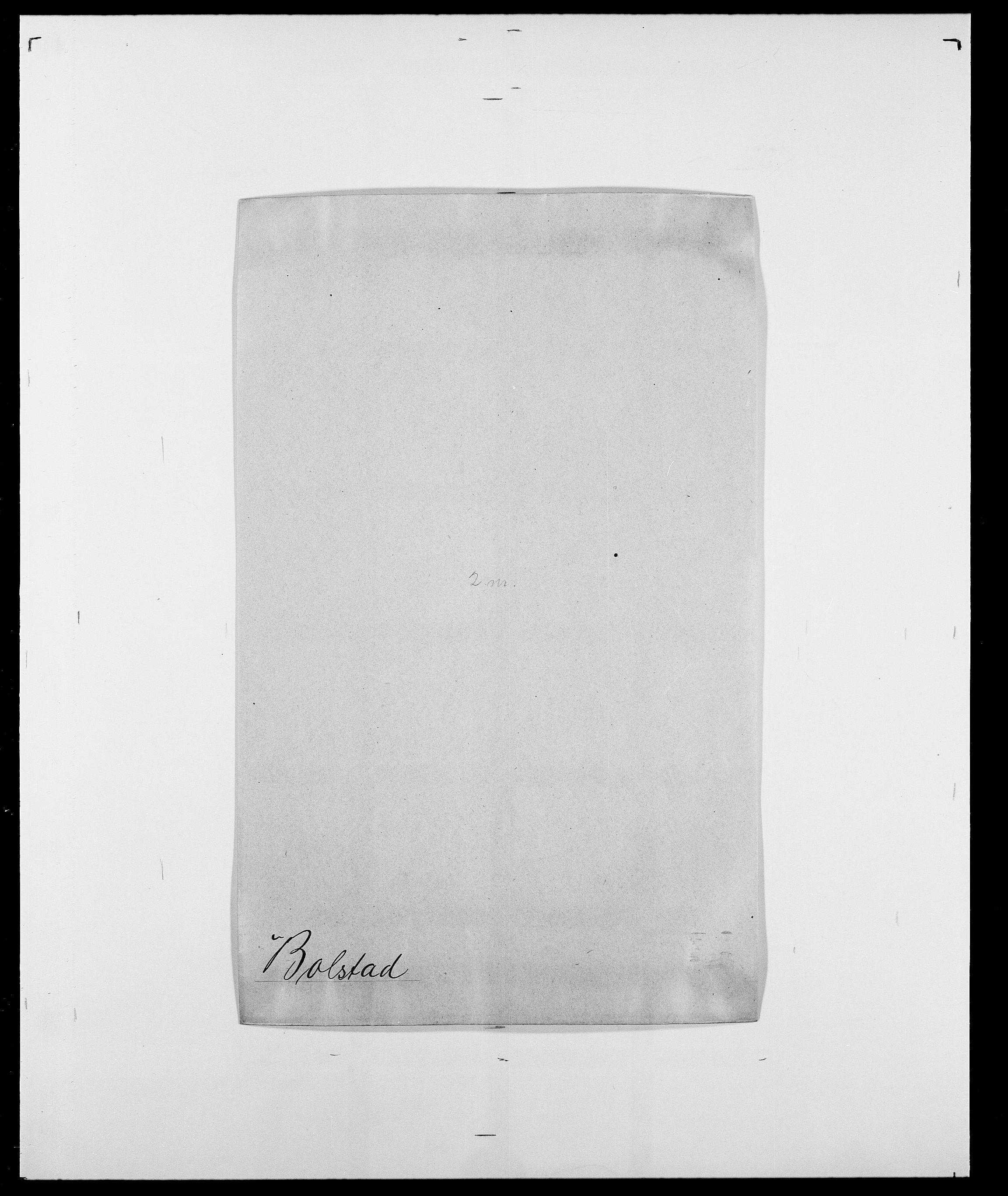 SAO, Delgobe, Charles Antoine - samling, D/Da/L0005: Boalth - Brahm, s. 91