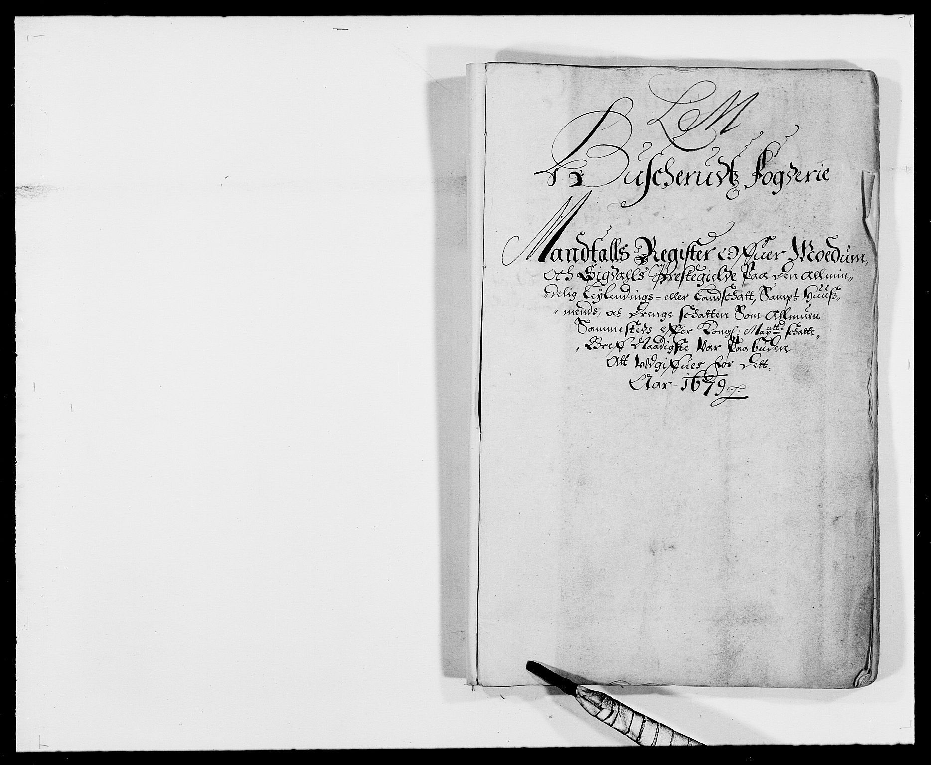 RA, Rentekammeret inntil 1814, Reviderte regnskaper, Fogderegnskap, R25/L1674: Fogderegnskap Buskerud, 1678-1681, s. 225