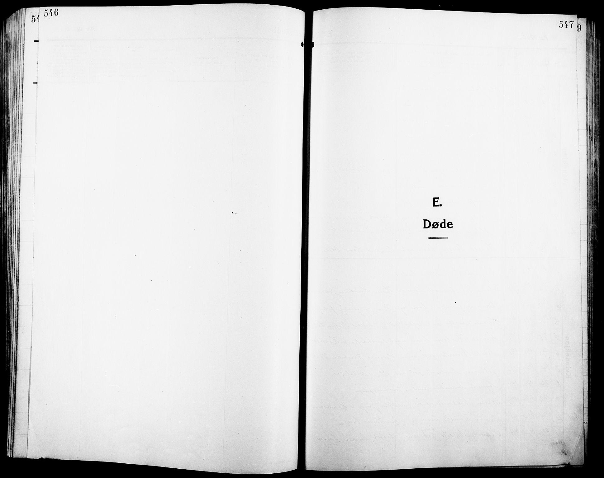 SAH, Ringsaker prestekontor, L/La/L0018: Klokkerbok nr. 18, 1913-1922, s. 546-547