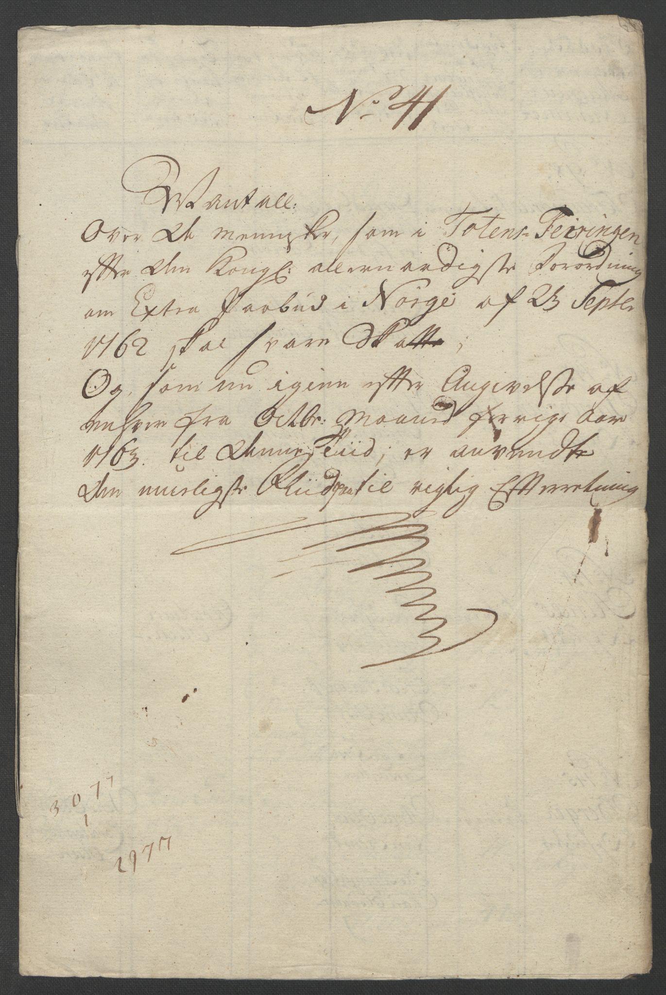 RA, Rentekammeret inntil 1814, Reviderte regnskaper, Fogderegnskap, R12/L0804: Ekstraskatten Øvre Romerike, 1764, s. 157