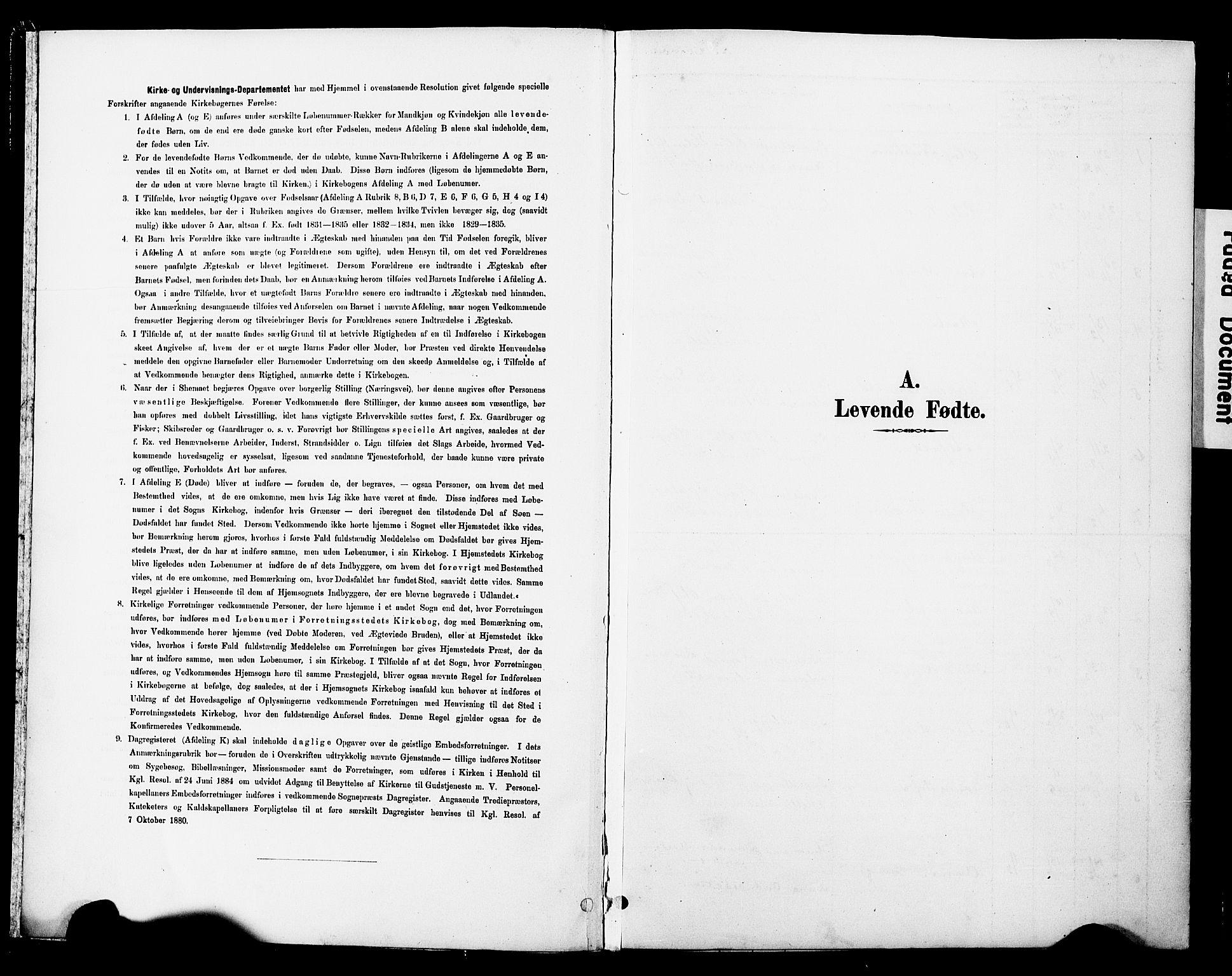 SAT, Ministerialprotokoller, klokkerbøker og fødselsregistre - Nord-Trøndelag, 774/L0628: Ministerialbok nr. 774A02, 1887-1903