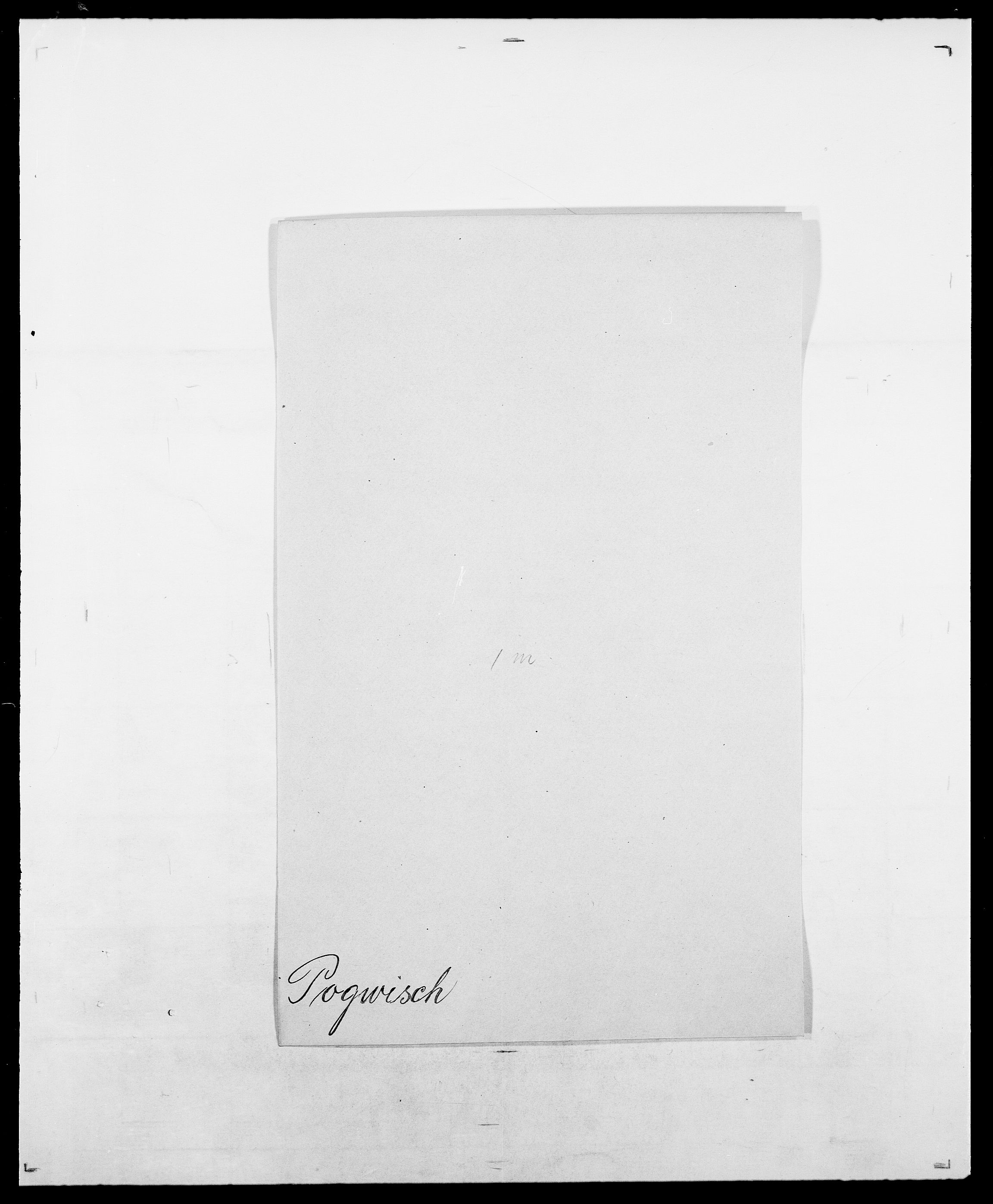 SAO, Delgobe, Charles Antoine - samling, D/Da/L0031: de Place - Raaum, s. 161