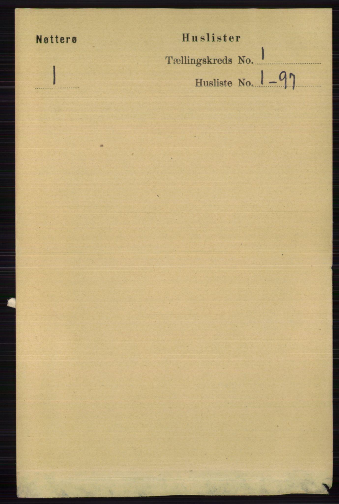 RA, Folketelling 1891 for 0722 Nøtterøy herred, 1891, s. 33
