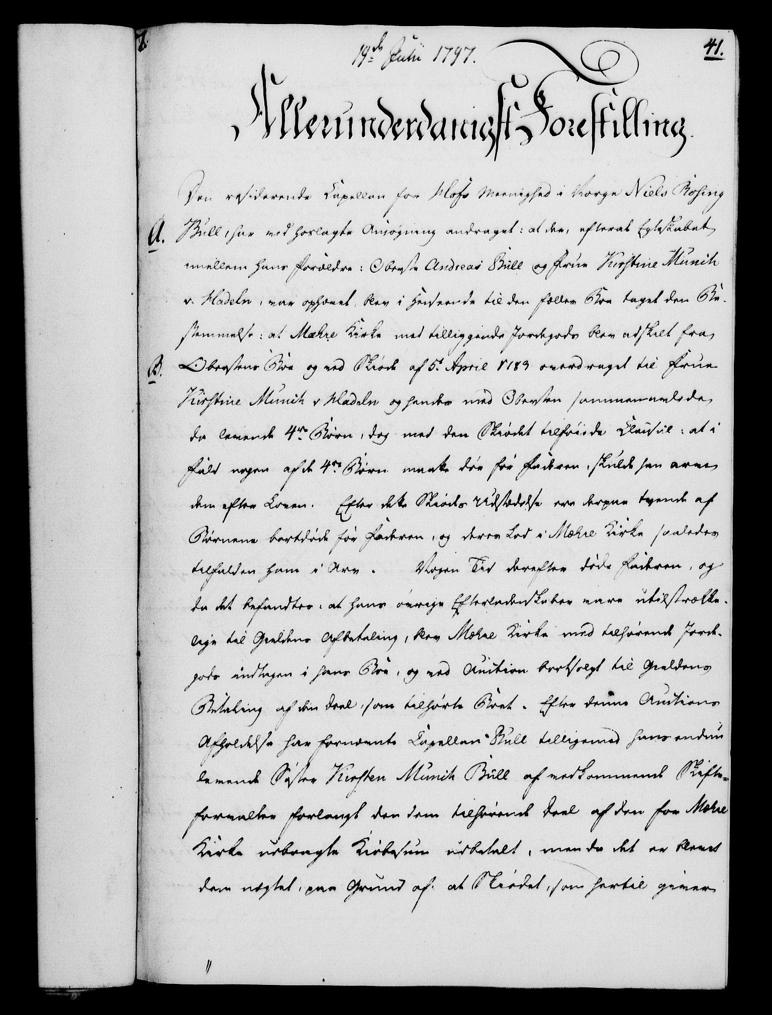 RA, Rentekammeret, Kammerkanselliet, G/Gf/Gfa/L0079: Norsk relasjons- og resolusjonsprotokoll (merket RK 52.79), 1797, s. 228