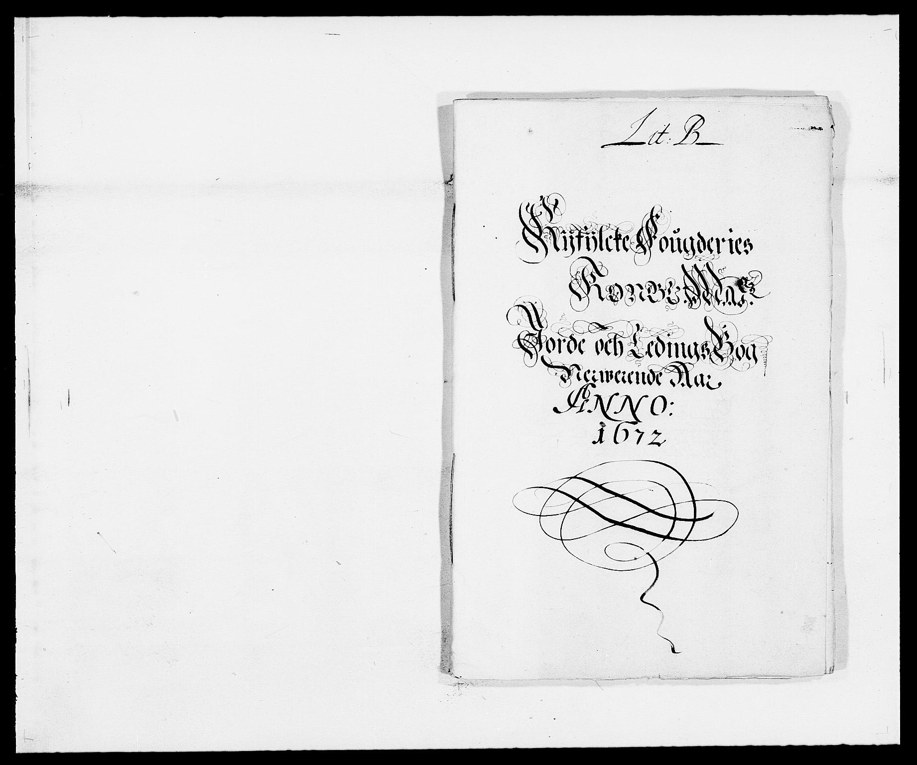 RA, Rentekammeret inntil 1814, Reviderte regnskaper, Fogderegnskap, R47/L2844: Fogderegnskap Ryfylke, 1672-1673, s. 8