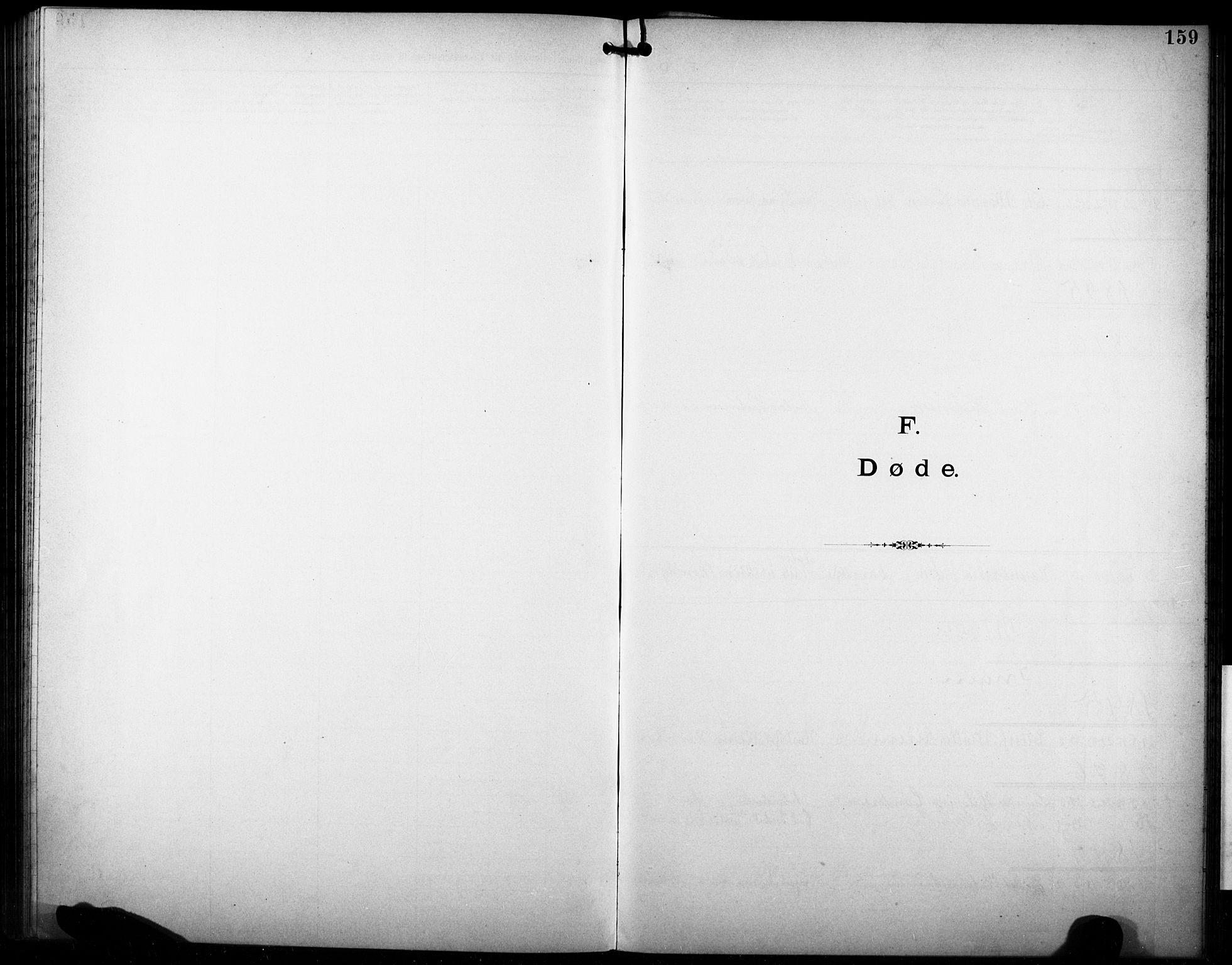 SAKO, Den katolsk-apostoliske menighet i Larvik, F/Fa/L0001: Dissenterprotokoll nr. 1, 1892-1933, s. 159