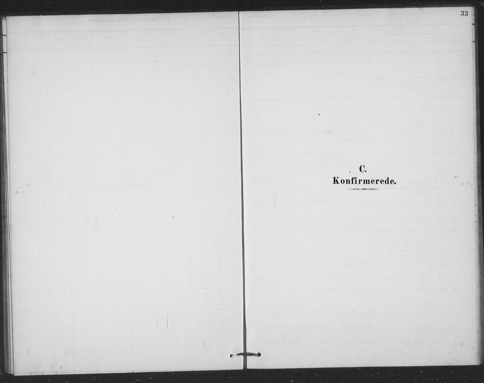 SAKO, Bamble kirkebøker, F/Fb/L0001: Ministerialbok nr. II 1, 1878-1899, s. 33