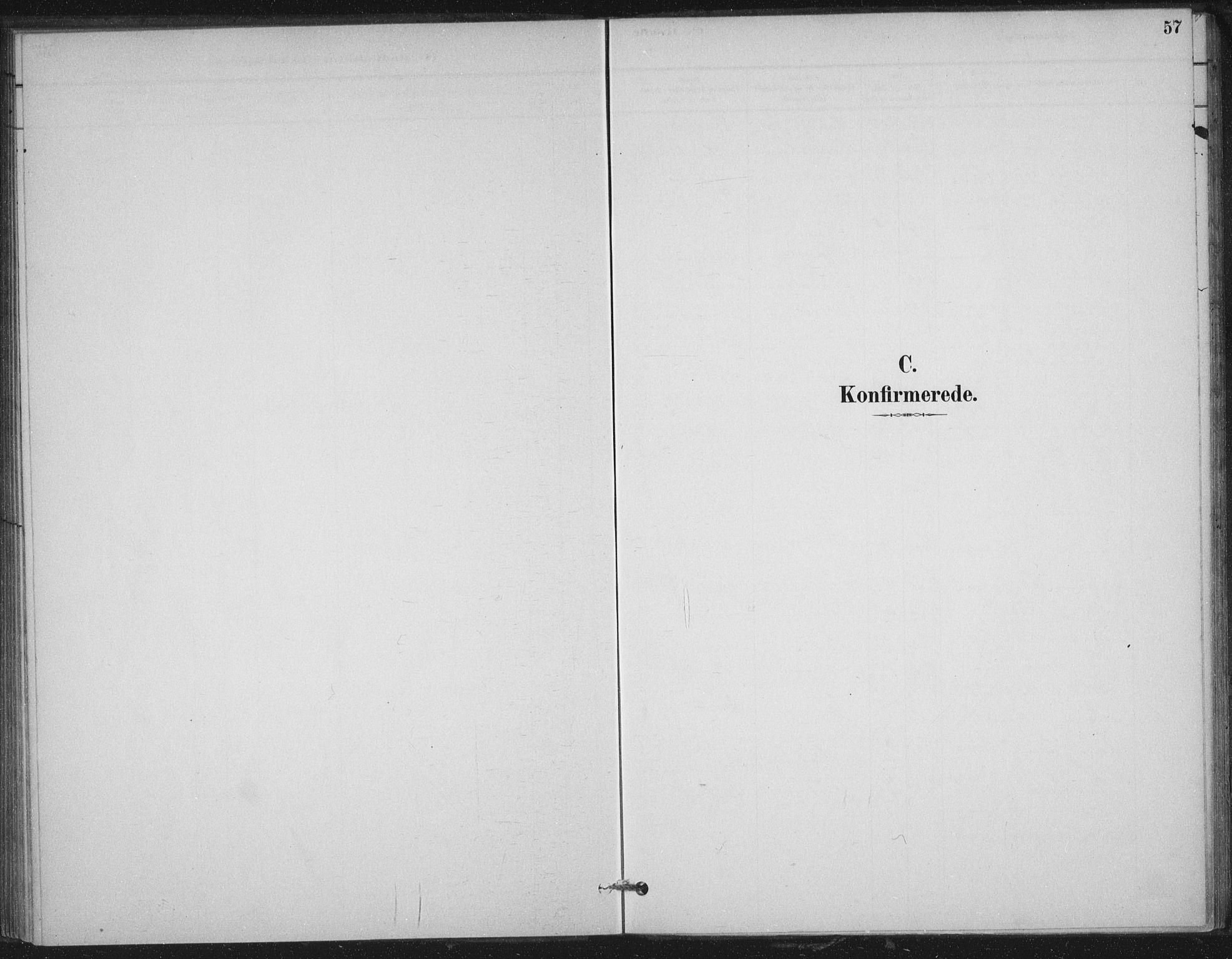 SAT, Ministerialprotokoller, klokkerbøker og fødselsregistre - Nord-Trøndelag, 702/L0023: Ministerialbok nr. 702A01, 1883-1897, s. 57