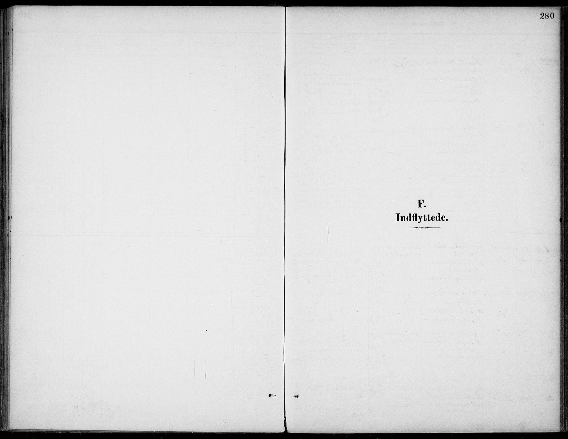 SAKO, Gjerpen kirkebøker, F/Fa/L0011: Ministerialbok nr. 11, 1896-1904, s. 280