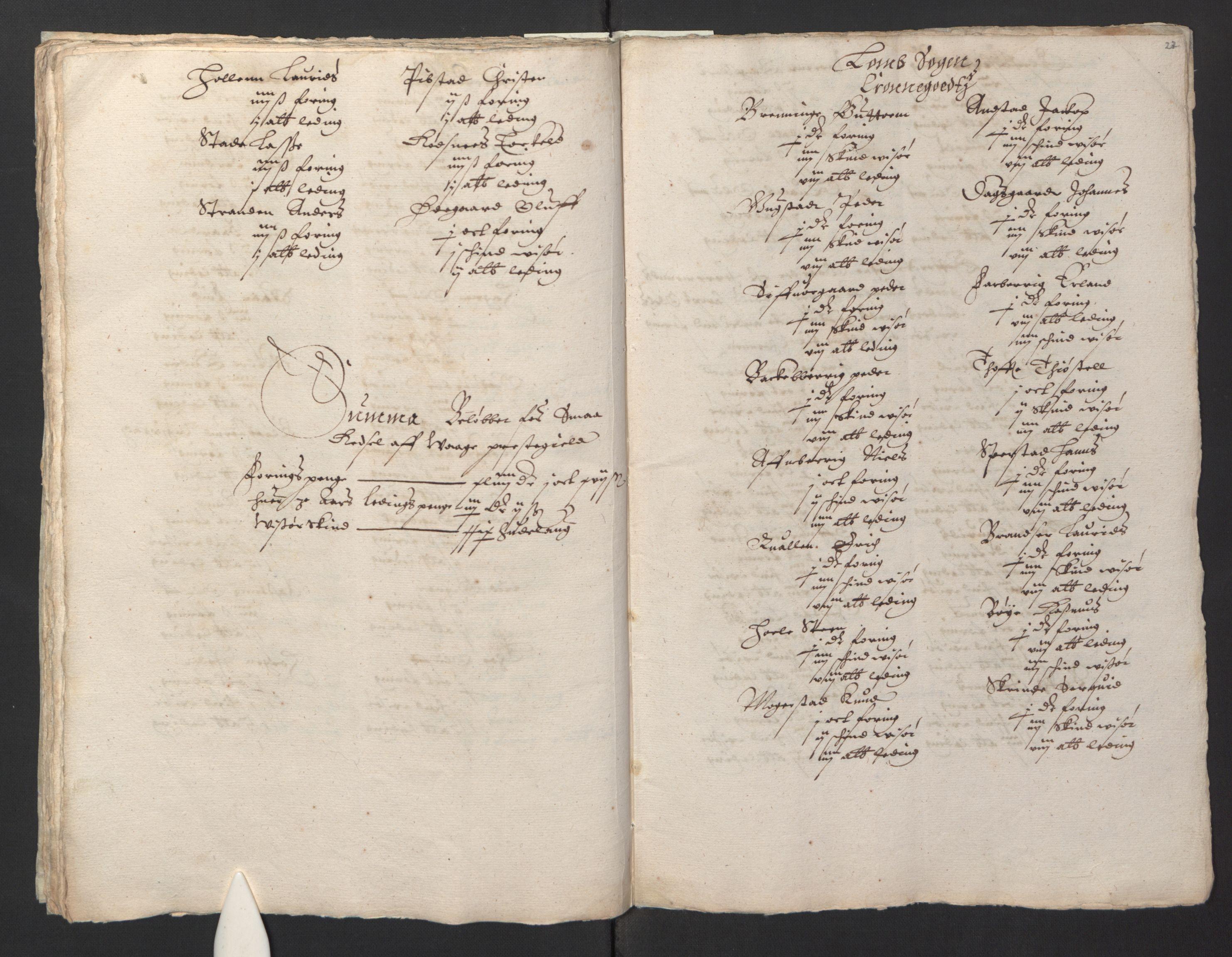 RA, Stattholderembetet 1572-1771, Ek/L0001: Jordebøker før 1624 og til utligning av garnisonsskatt 1624-1626:, 1624-1625, s. 29