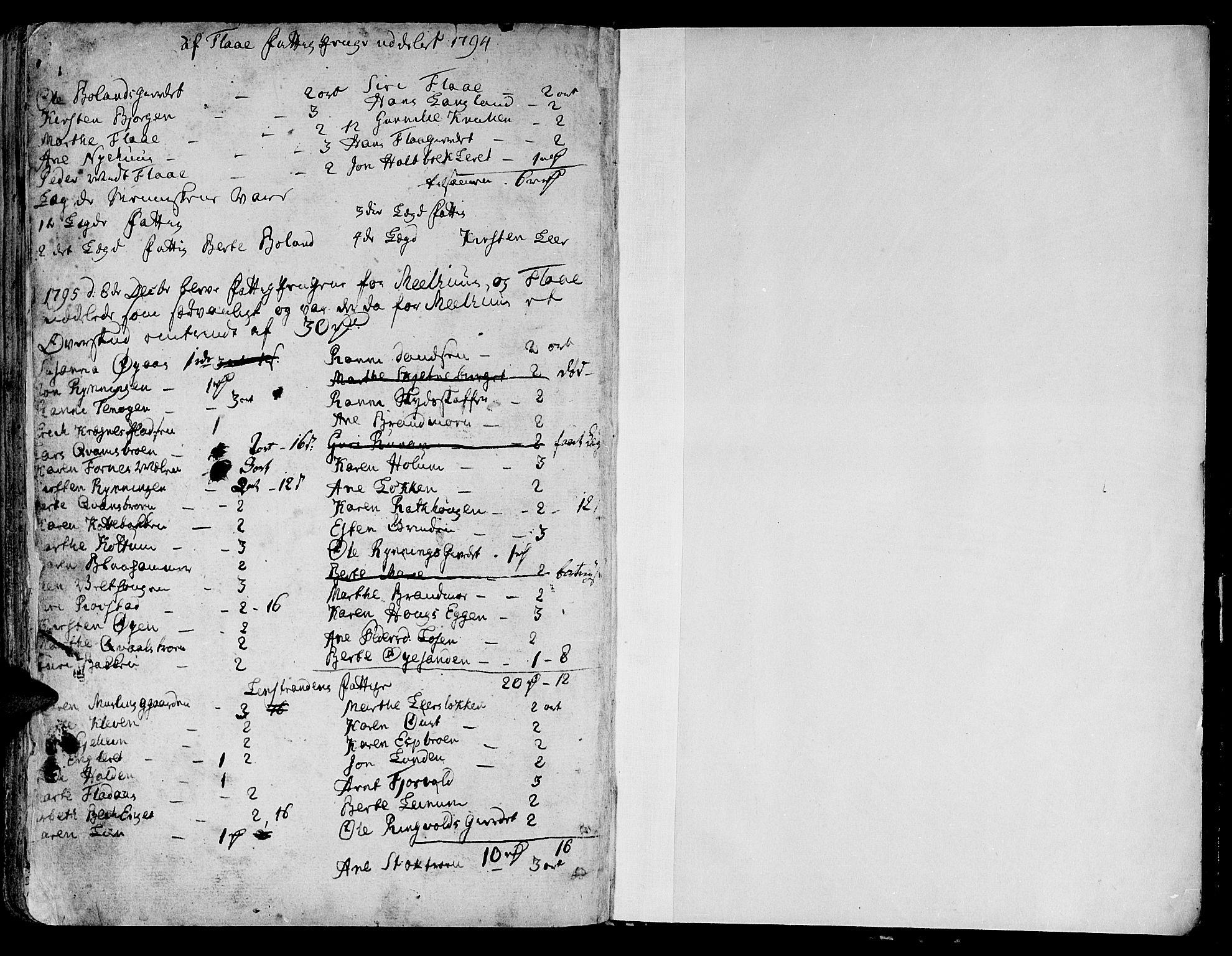 SAT, Ministerialprotokoller, klokkerbøker og fødselsregistre - Sør-Trøndelag, 691/L1061: Ministerialbok nr. 691A02 /1, 1768-1815, s. 278
