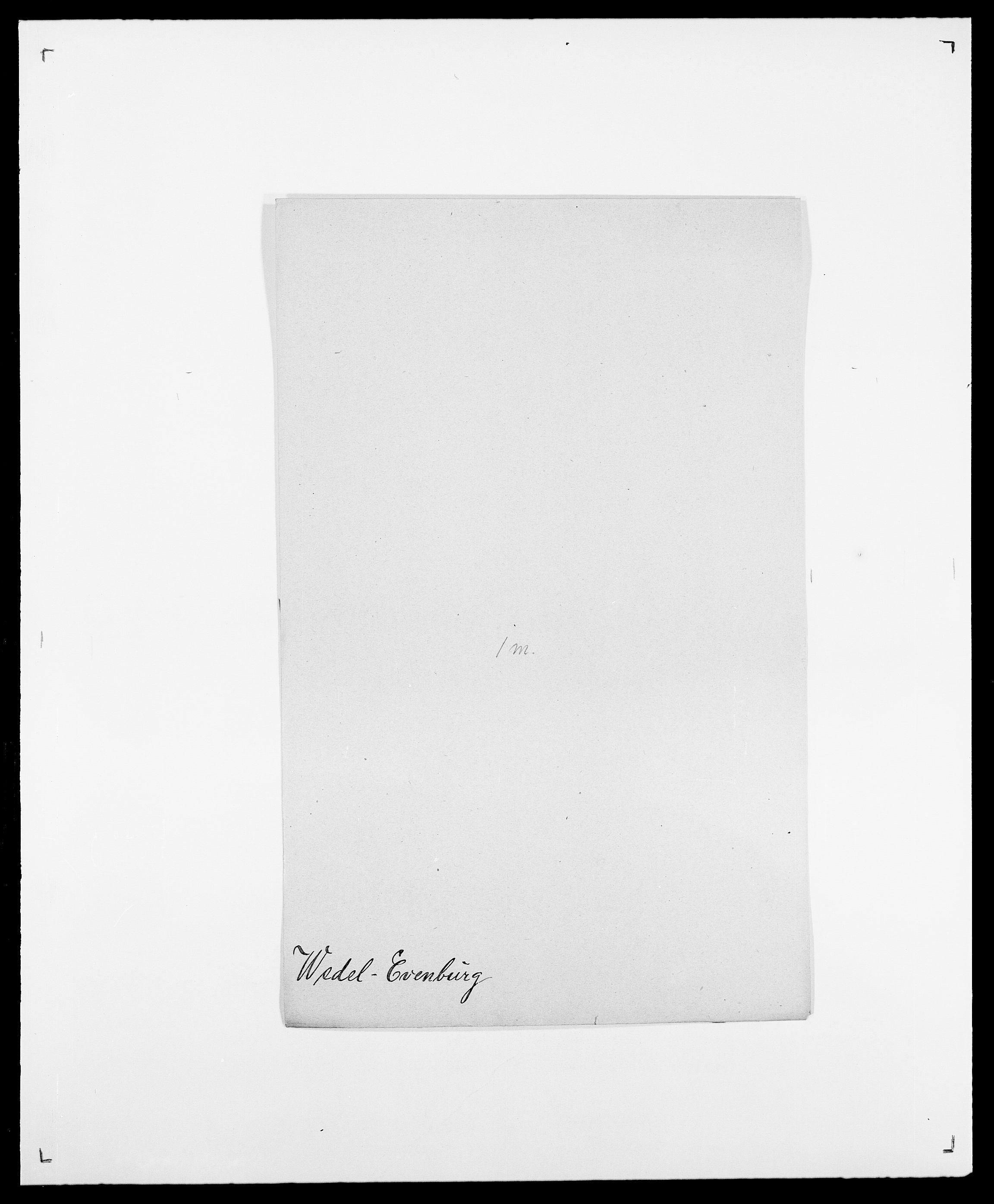 SAO, Delgobe, Charles Antoine - samling, D/Da/L0040: Usgaard - Velund, s. 439