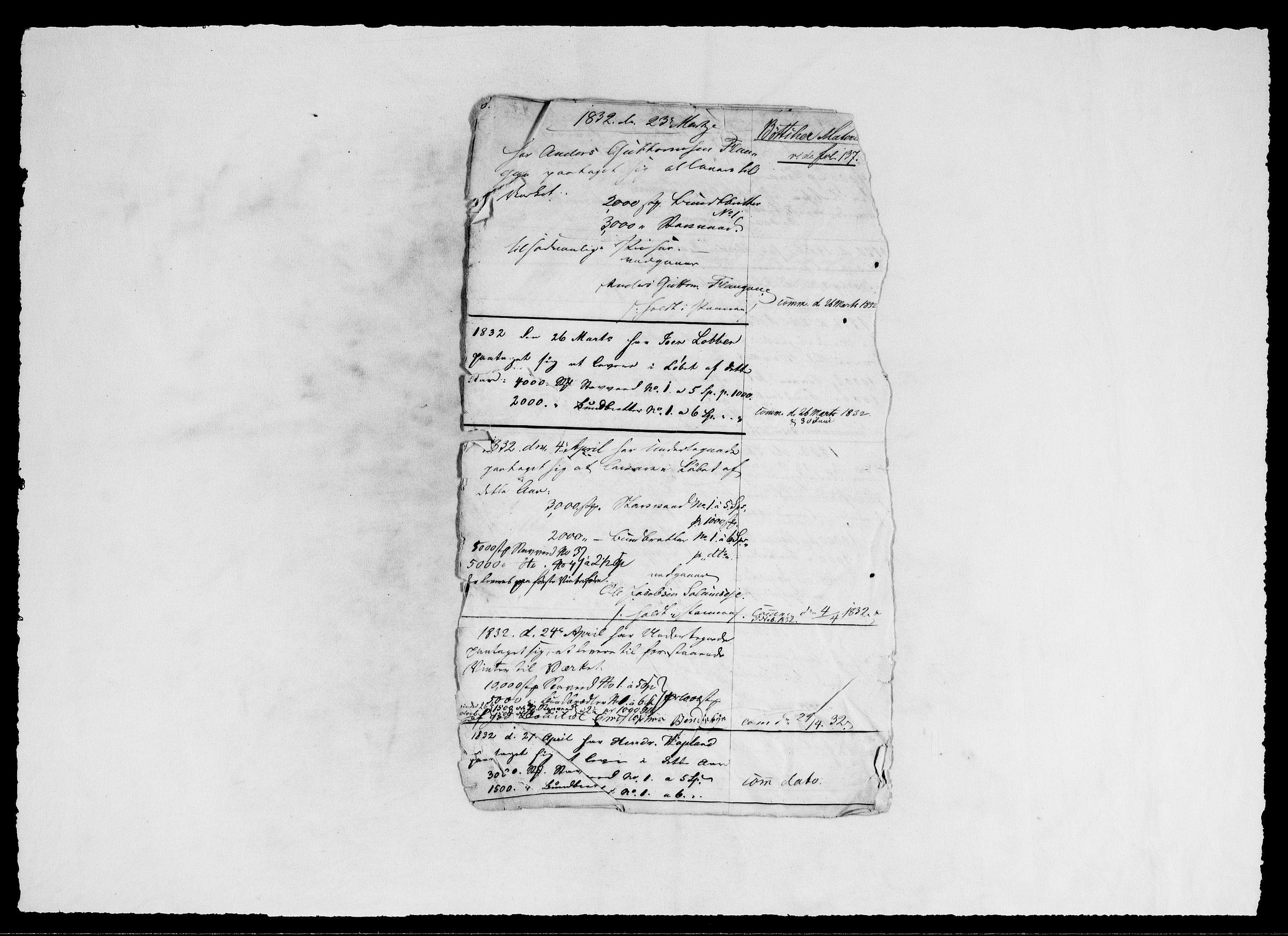 RA, Modums Blaafarveværk, G/Ga/L0063, 1827-1849, s. 186