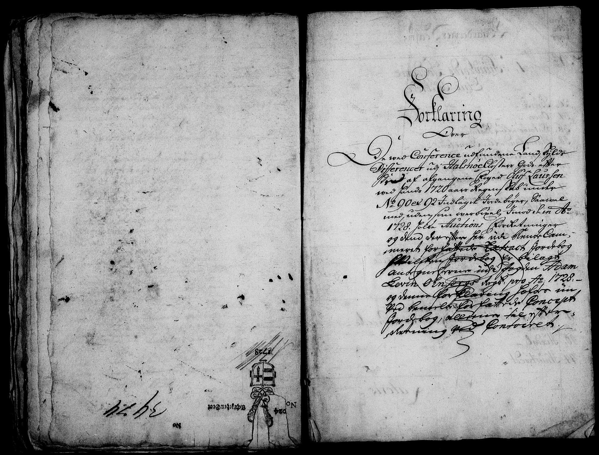 RA, Rentekammeret inntil 1814, Realistisk ordnet avdeling, On/L0003: [Jj 4]: Kommisjonsforretning over Vilhelm Hanssøns forpaktning av Halsnøy klosters gods, 1721-1729, s. 495