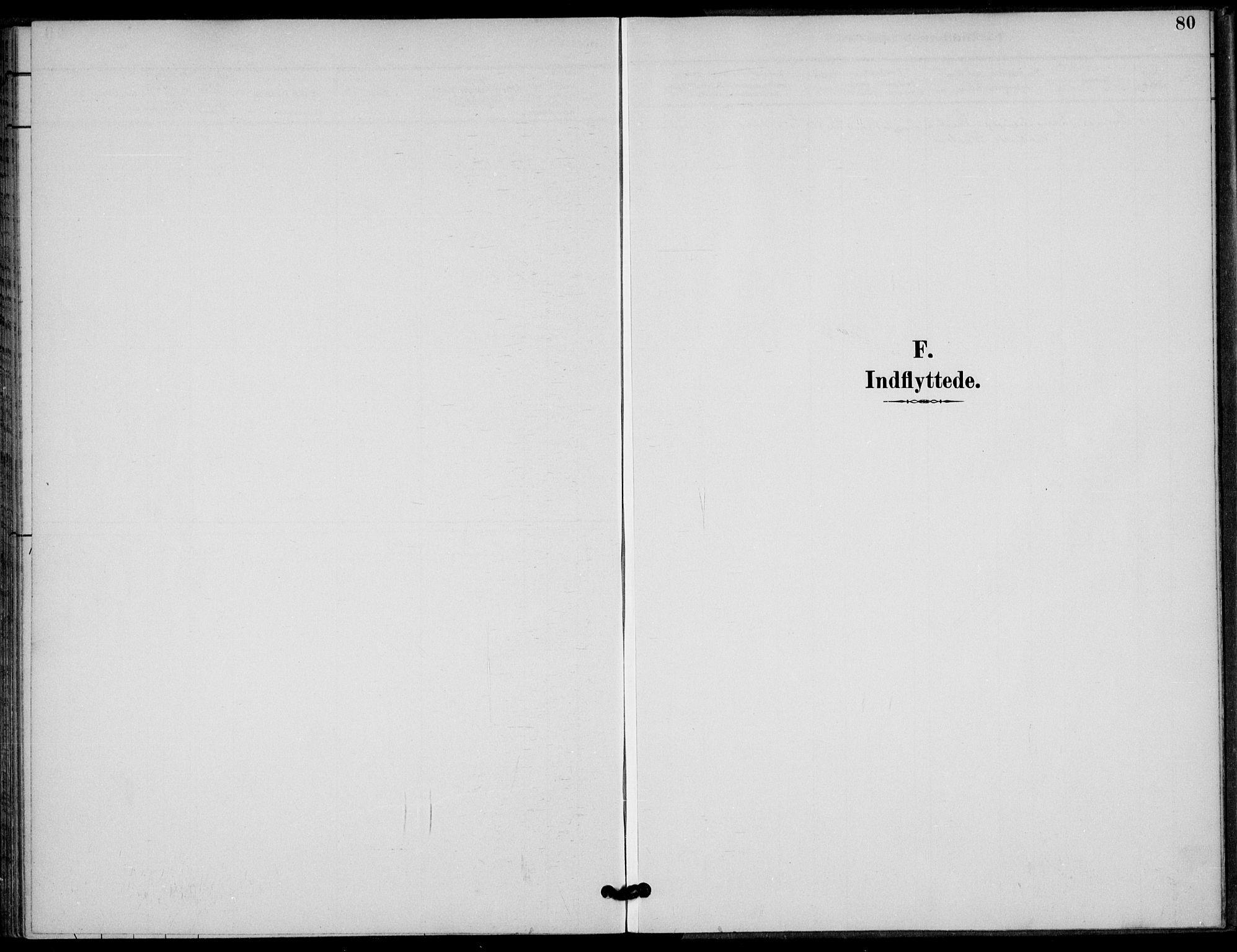 SAT, Ministerialprotokoller, klokkerbøker og fødselsregistre - Nordland, 825/L0363: Ministerialbok nr. 825A17, 1890-1909, s. 80