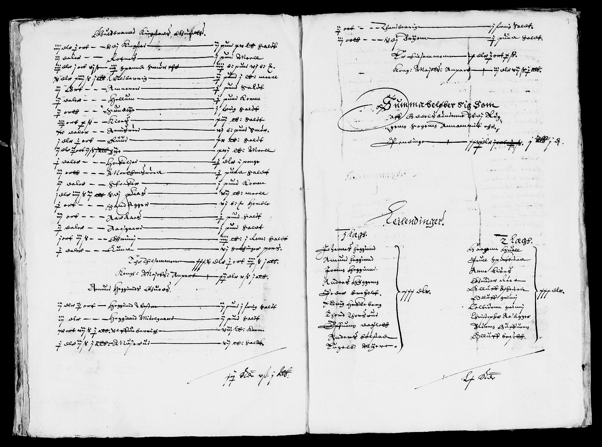 RA, Rentekammeret inntil 1814, Reviderte regnskaper, Lensregnskaper, R/Rb/Rba/L0090: Akershus len, 1628-1629, s. upaginert
