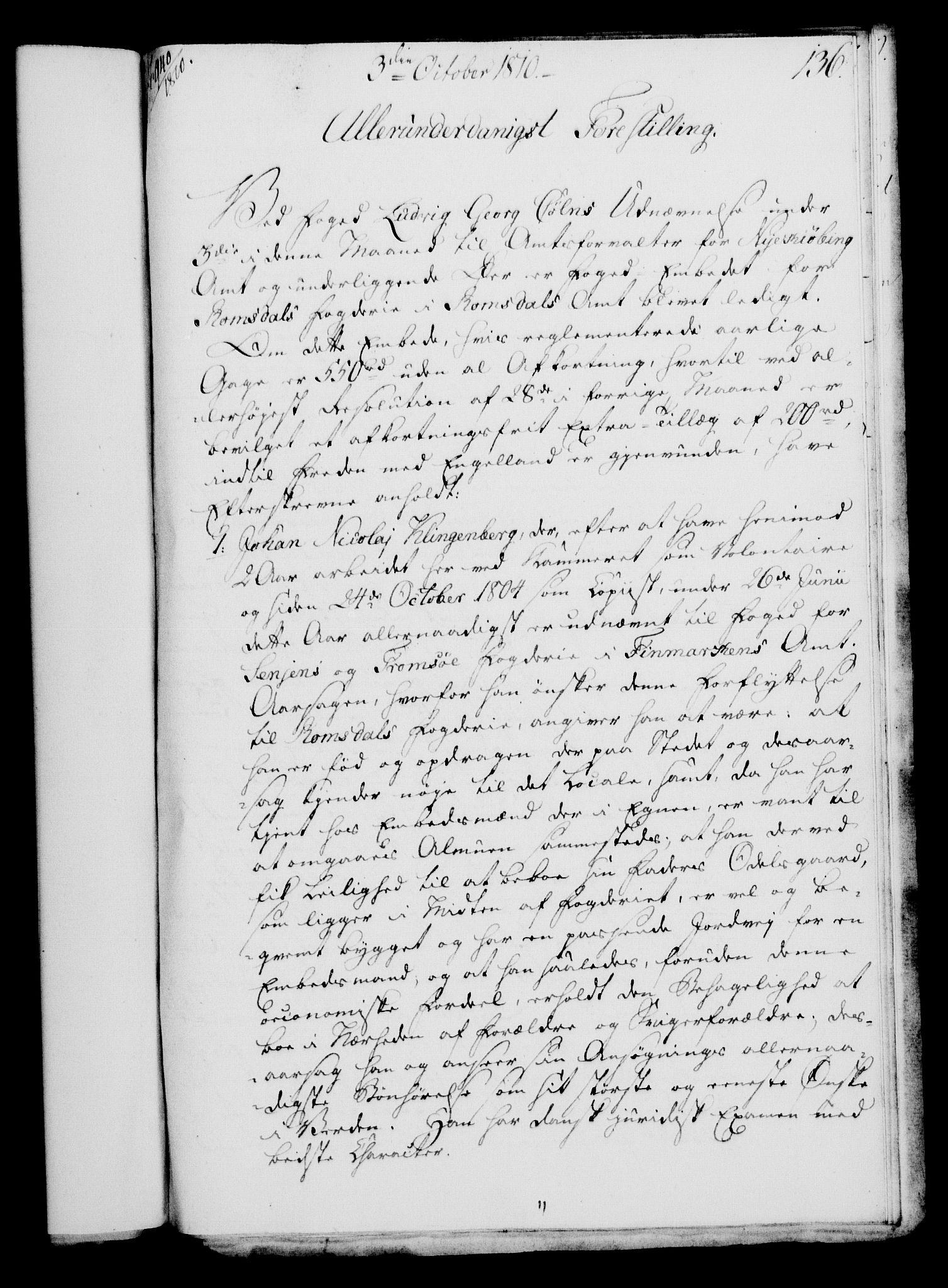 RA, Rentekammeret, Kammerkanselliet, G/Gf/Gfa/L0092: Norsk relasjons- og resolusjonsprotokoll (merket RK 52.92), 1810, s. 529