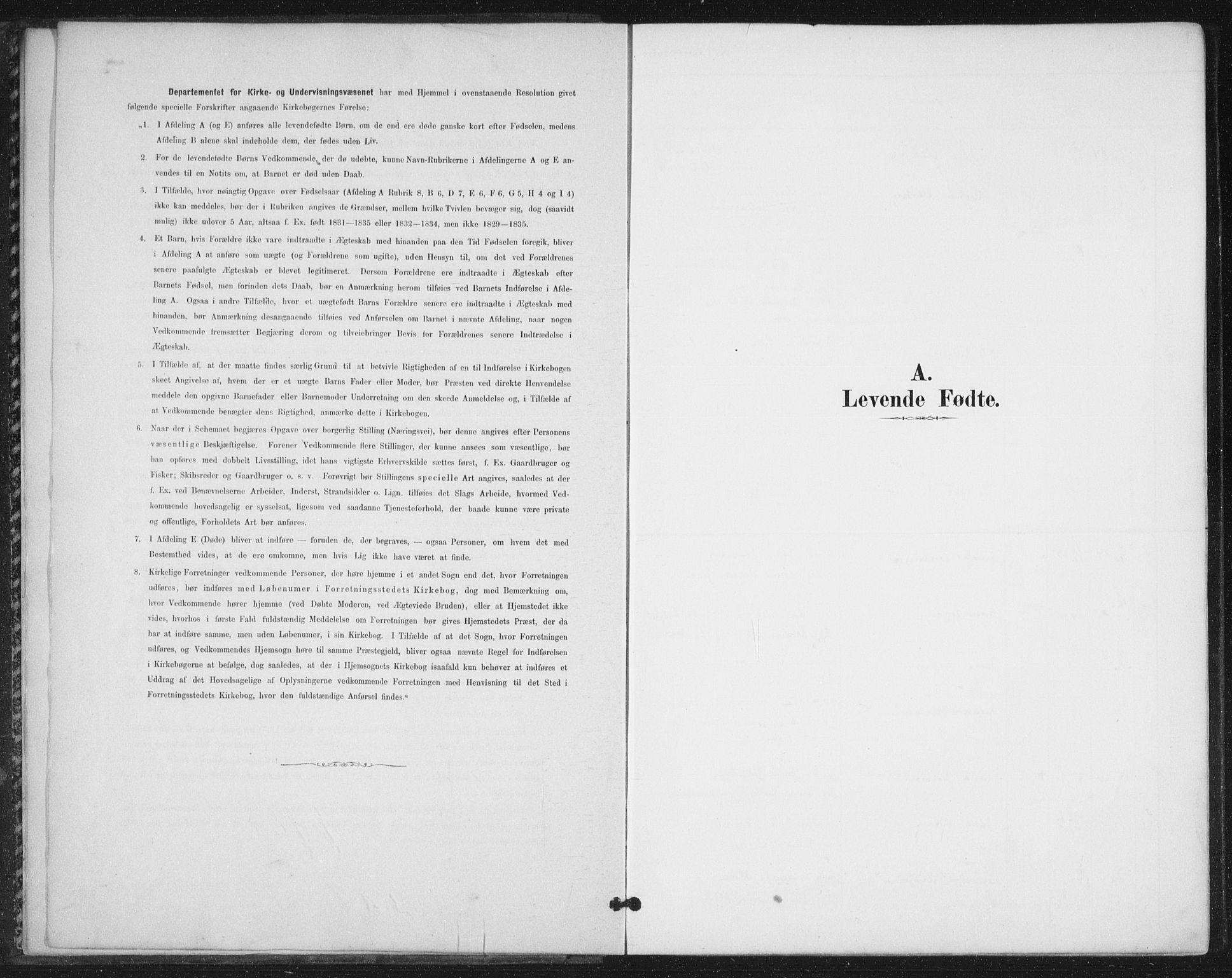 SAT, Ministerialprotokoller, klokkerbøker og fødselsregistre - Nord-Trøndelag, 772/L0603: Ministerialbok nr. 772A01, 1885-1912