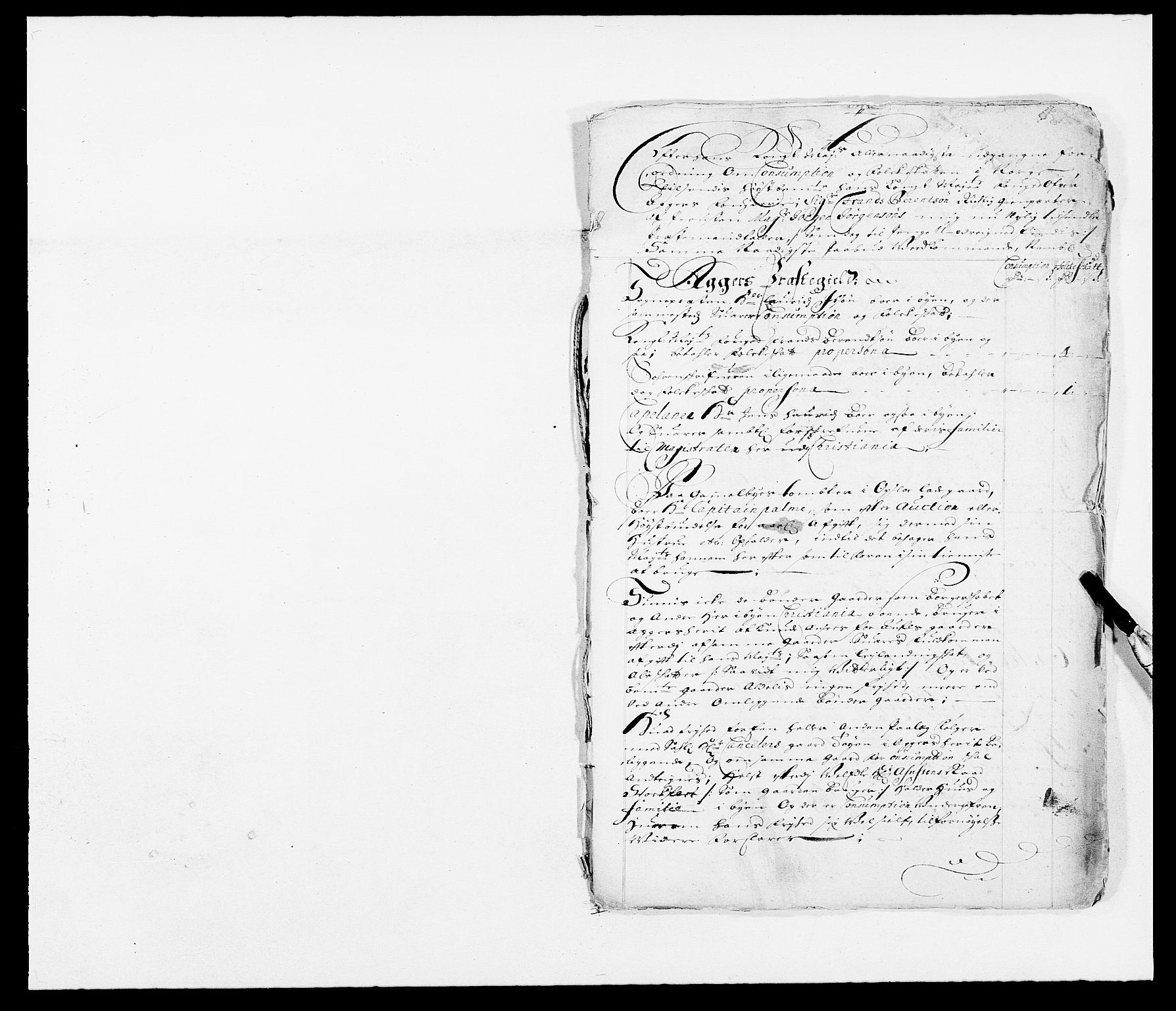 RA, Rentekammeret inntil 1814, Reviderte regnskaper, Fogderegnskap, R08/L0417: Fogderegnskap Aker, 1678-1681, s. 281