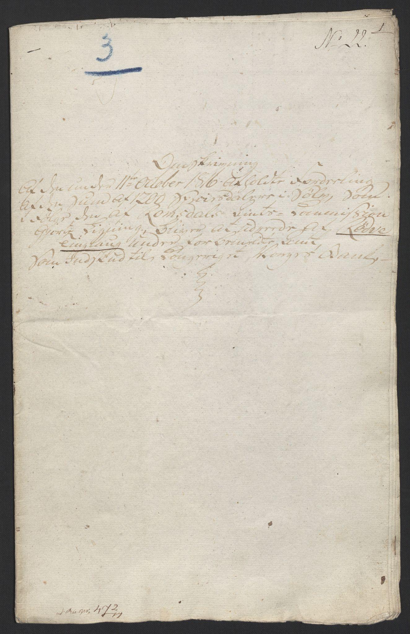 NOBA, Norges Bank/Sølvskatten 1816*, 1816, s. 28