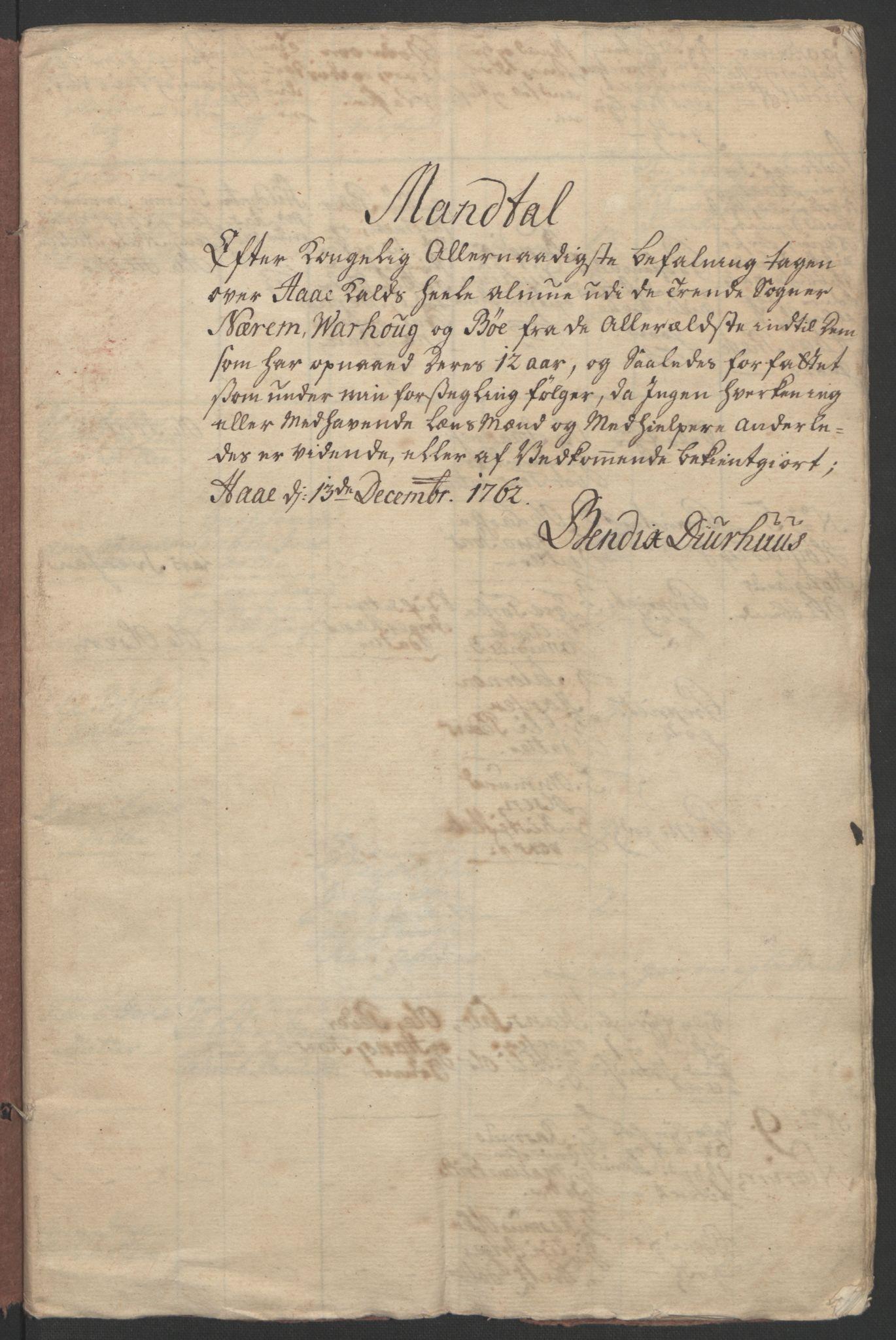 RA, Rentekammeret inntil 1814, Realistisk ordnet avdeling, Ol/L0015: [Gg 10]: Ekstraskatten, 23.09.1762. Stavanger by, Jæren og Dalane, Bergen, 1762-1764, s. 106
