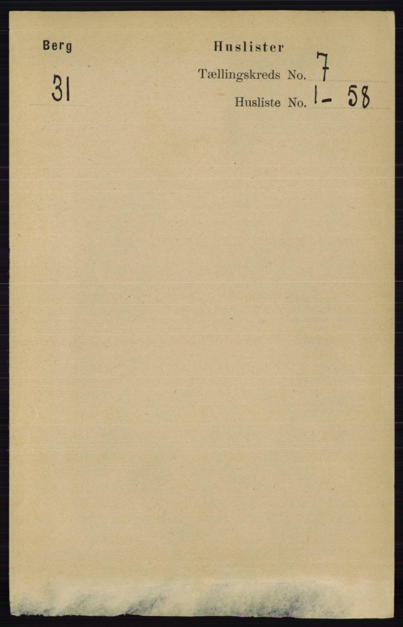 RA, Folketelling 1891 for 0116 Berg herred, 1891, s. 4902