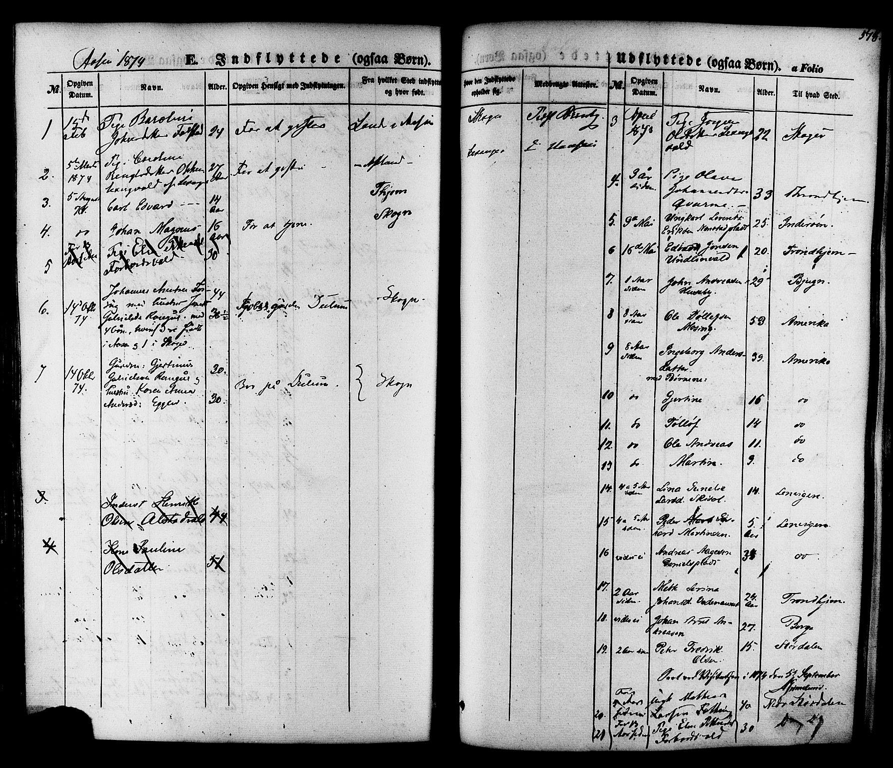 SAT, Ministerialprotokoller, klokkerbøker og fødselsregistre - Nord-Trøndelag, 713/L0116: Ministerialbok nr. 713A07 /2, 1850-1877, s. 578