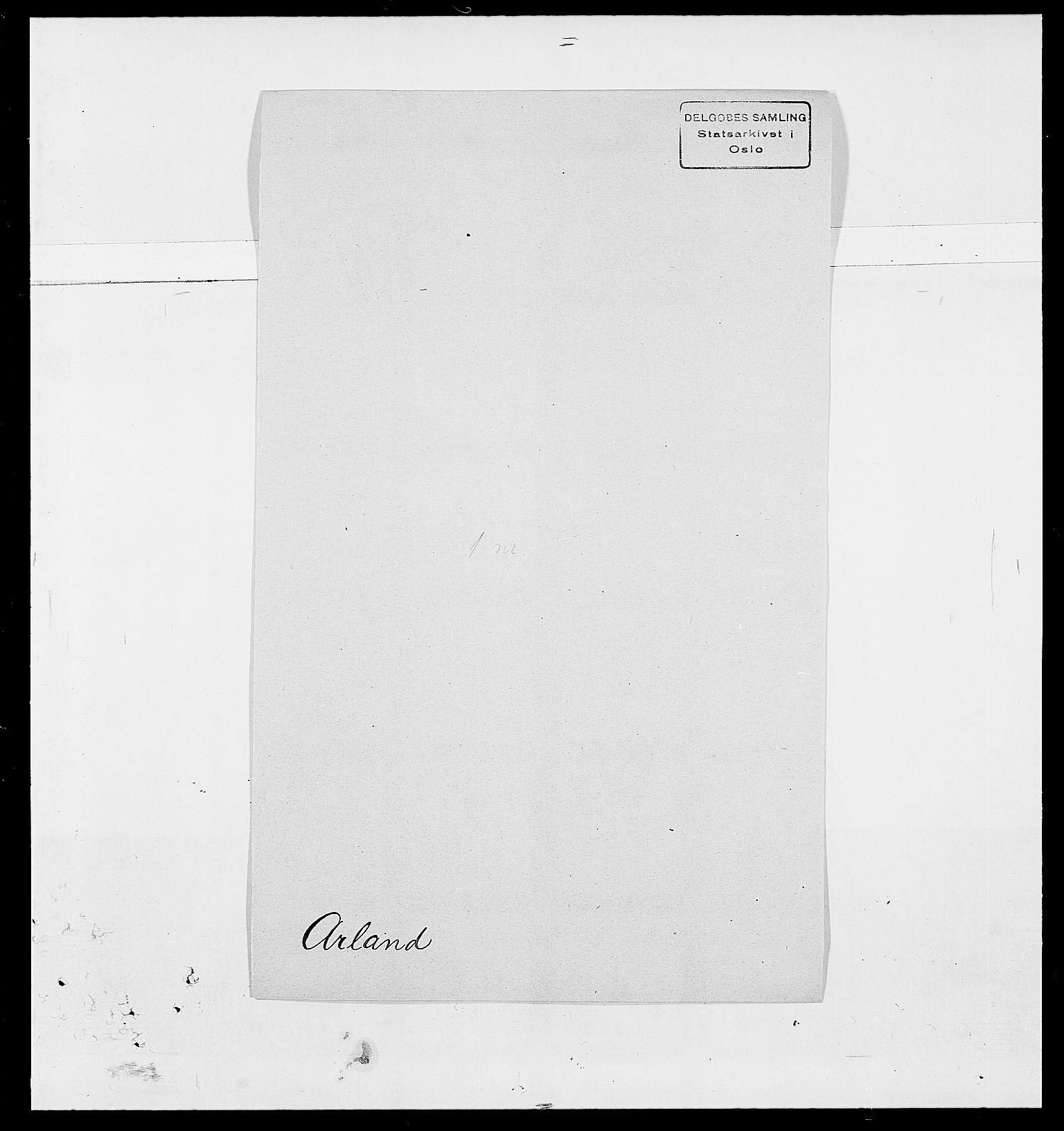 SAO, Delgobe, Charles Antoine - samling, D/Da/L0002: Anker, Ancher - Bauner, s. 304