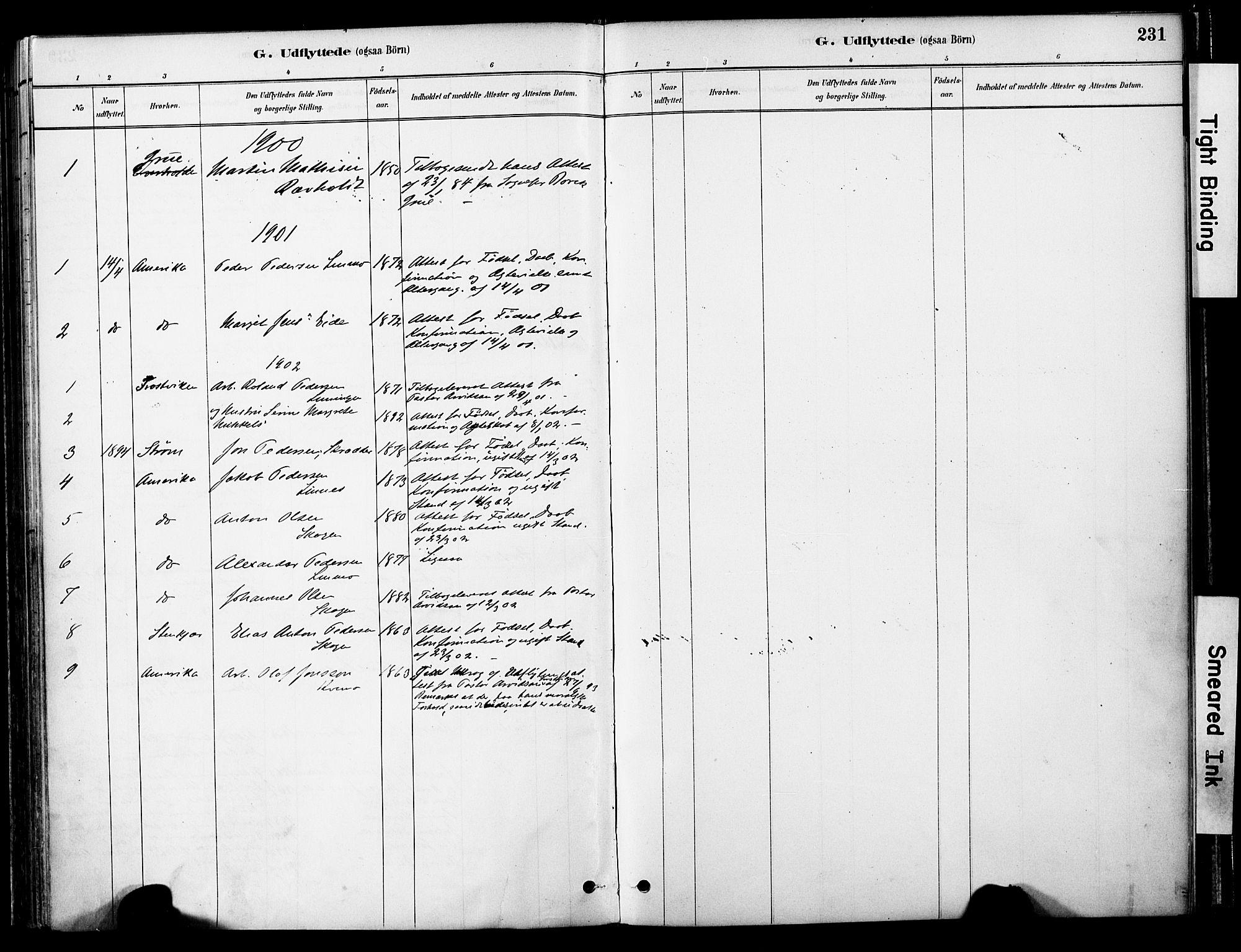 SAT, Ministerialprotokoller, klokkerbøker og fødselsregistre - Nord-Trøndelag, 755/L0494: Ministerialbok nr. 755A03, 1882-1902, s. 231