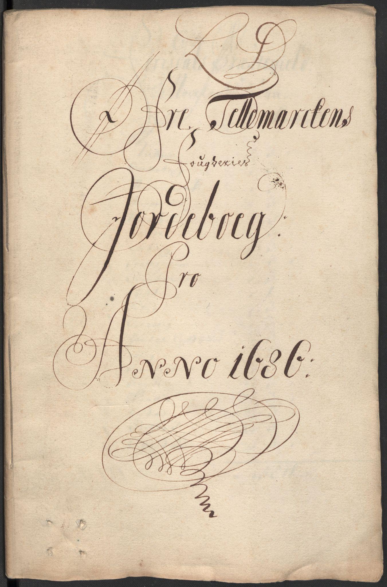 RA, Rentekammeret inntil 1814, Reviderte regnskaper, Fogderegnskap, R35/L2083: Fogderegnskap Øvre og Nedre Telemark, 1686, s. 28