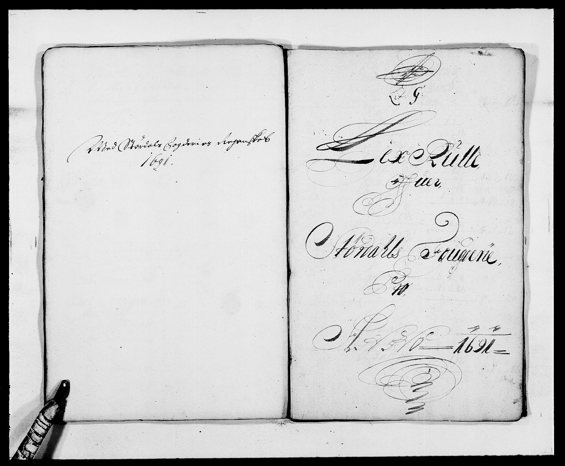 RA, Rentekammeret inntil 1814, Reviderte regnskaper, Fogderegnskap, R62/L4184: Fogderegnskap Stjørdal og Verdal, 1690-1691, s. 332