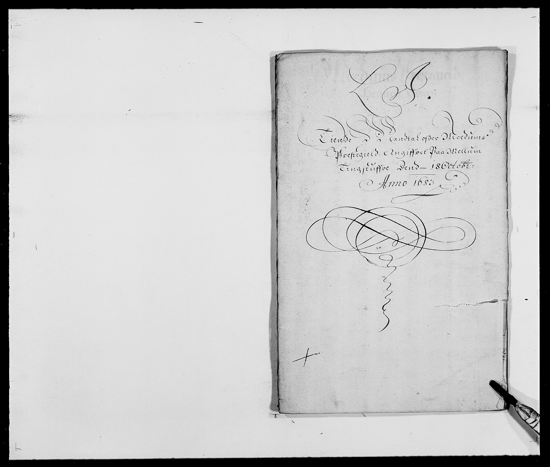 RA, Rentekammeret inntil 1814, Reviderte regnskaper, Fogderegnskap, R25/L1677: Fogderegnskap Buskerud, 1683-1684, s. 153