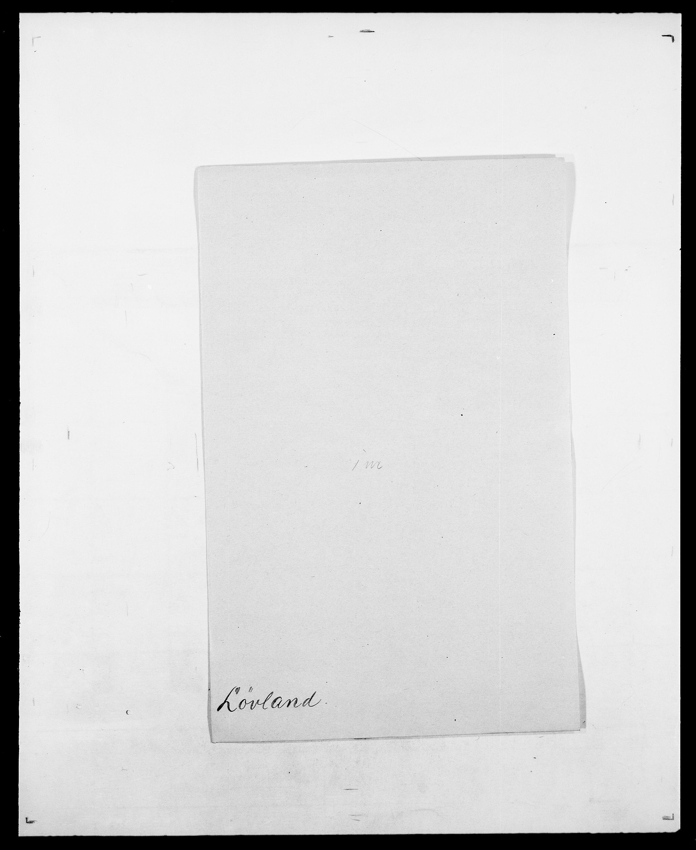 SAO, Delgobe, Charles Antoine - samling, D/Da/L0025: Løberg - Mazar, s. 116