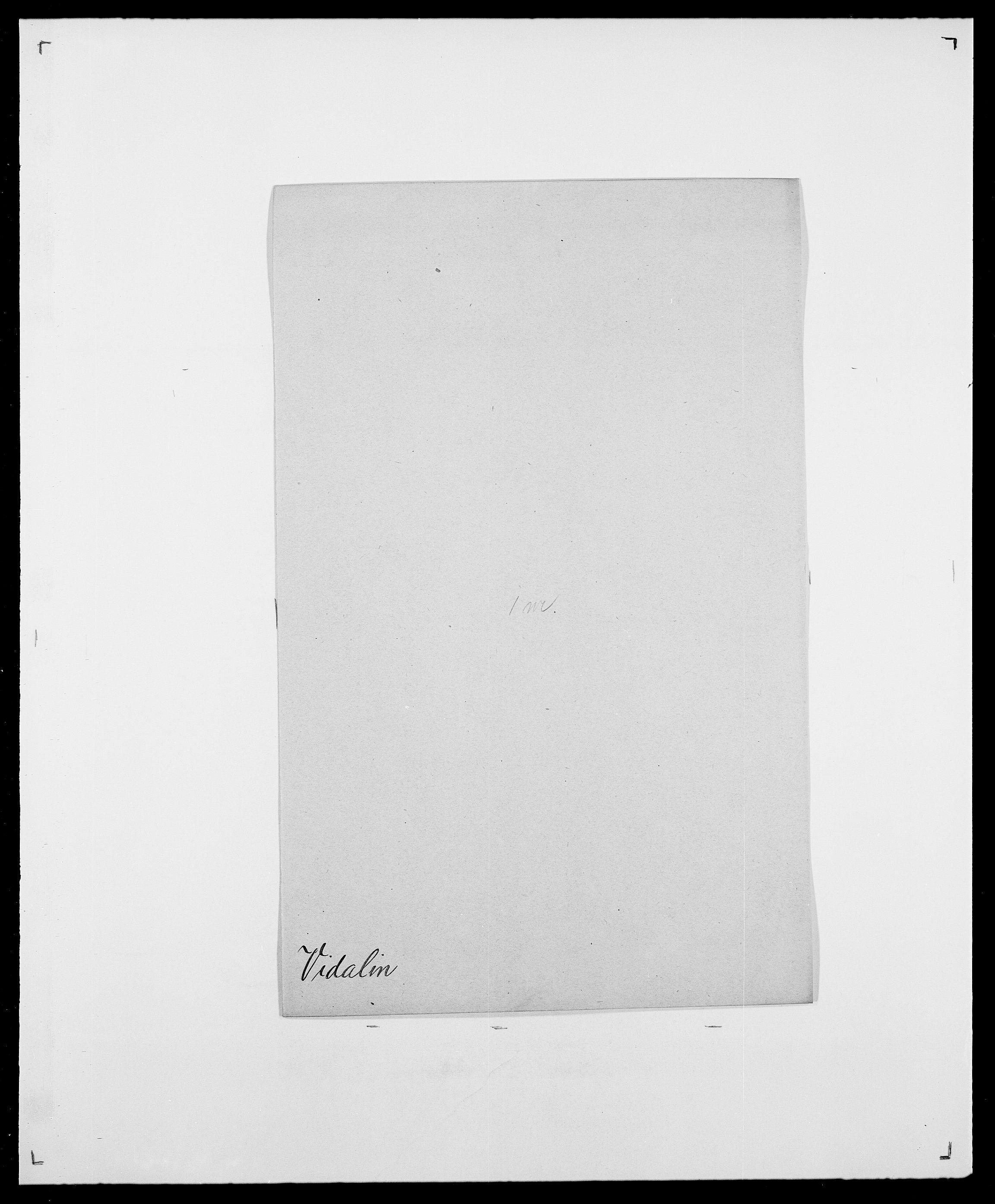 SAO, Delgobe, Charles Antoine - samling, D/Da/L0041: Vemmestad - Viker, s. 456