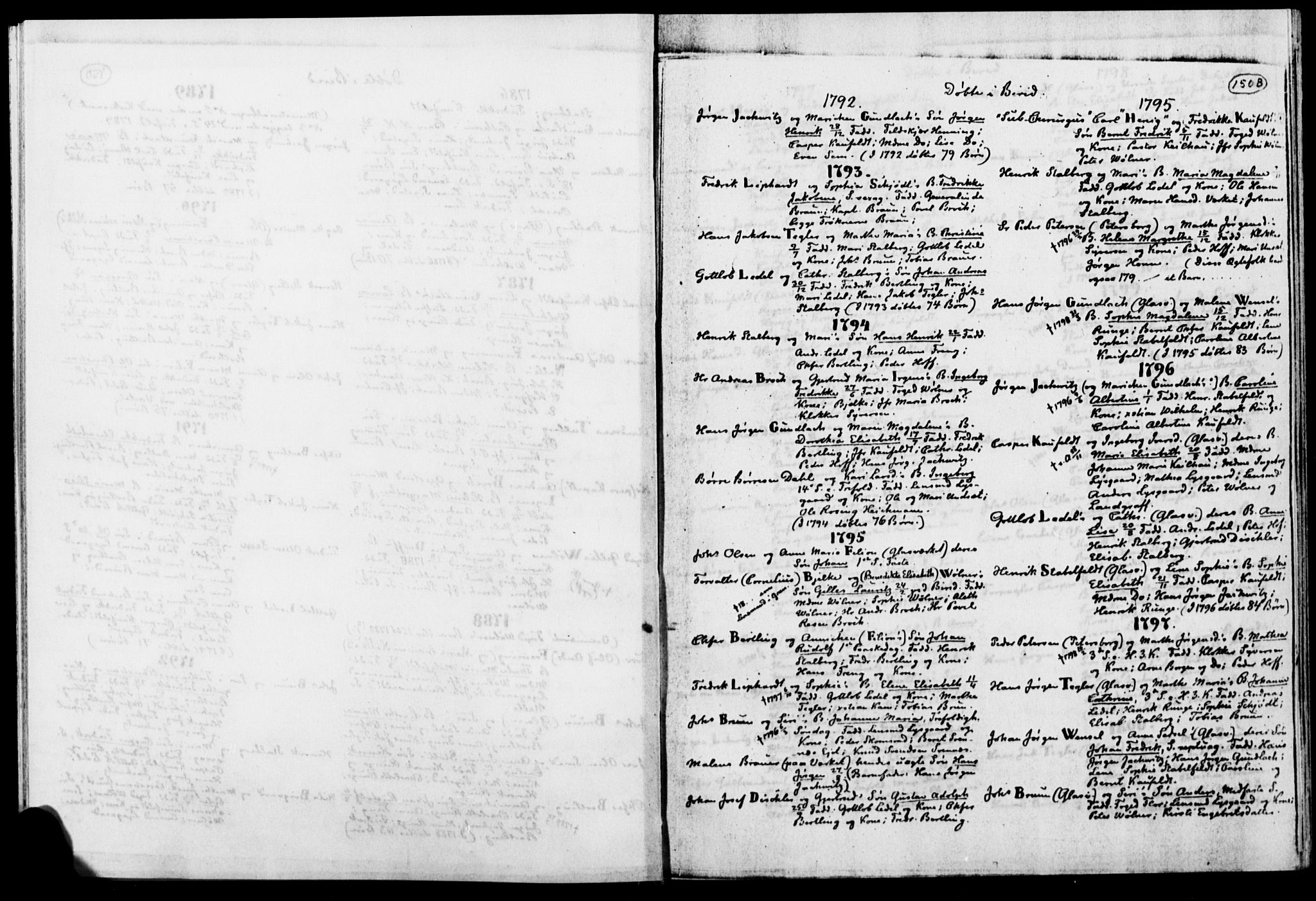 SAH, Biri prestekontor, Ministerialbok, 1730-1879, s. 150b