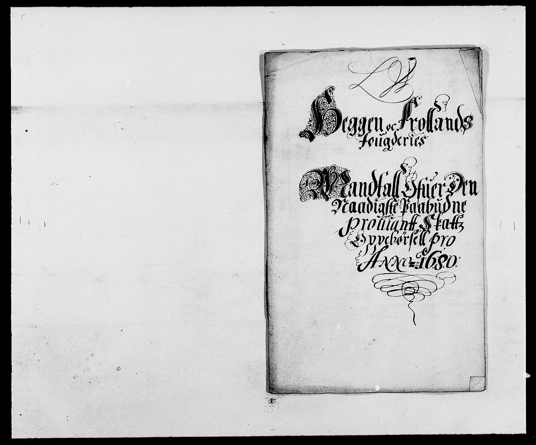 RA, Rentekammeret inntil 1814, Reviderte regnskaper, Fogderegnskap, R06/L0279: Fogderegnskap Heggen og Frøland, 1678-1680, s. 478