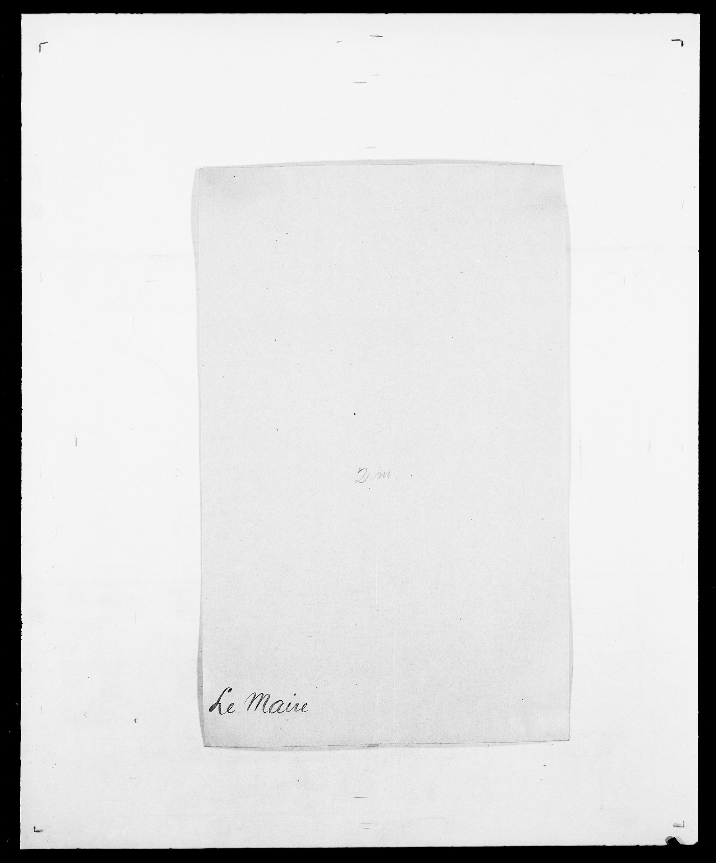 SAO, Delgobe, Charles Antoine - samling, D/Da/L0023: Lau - Lirvyn, s. 177