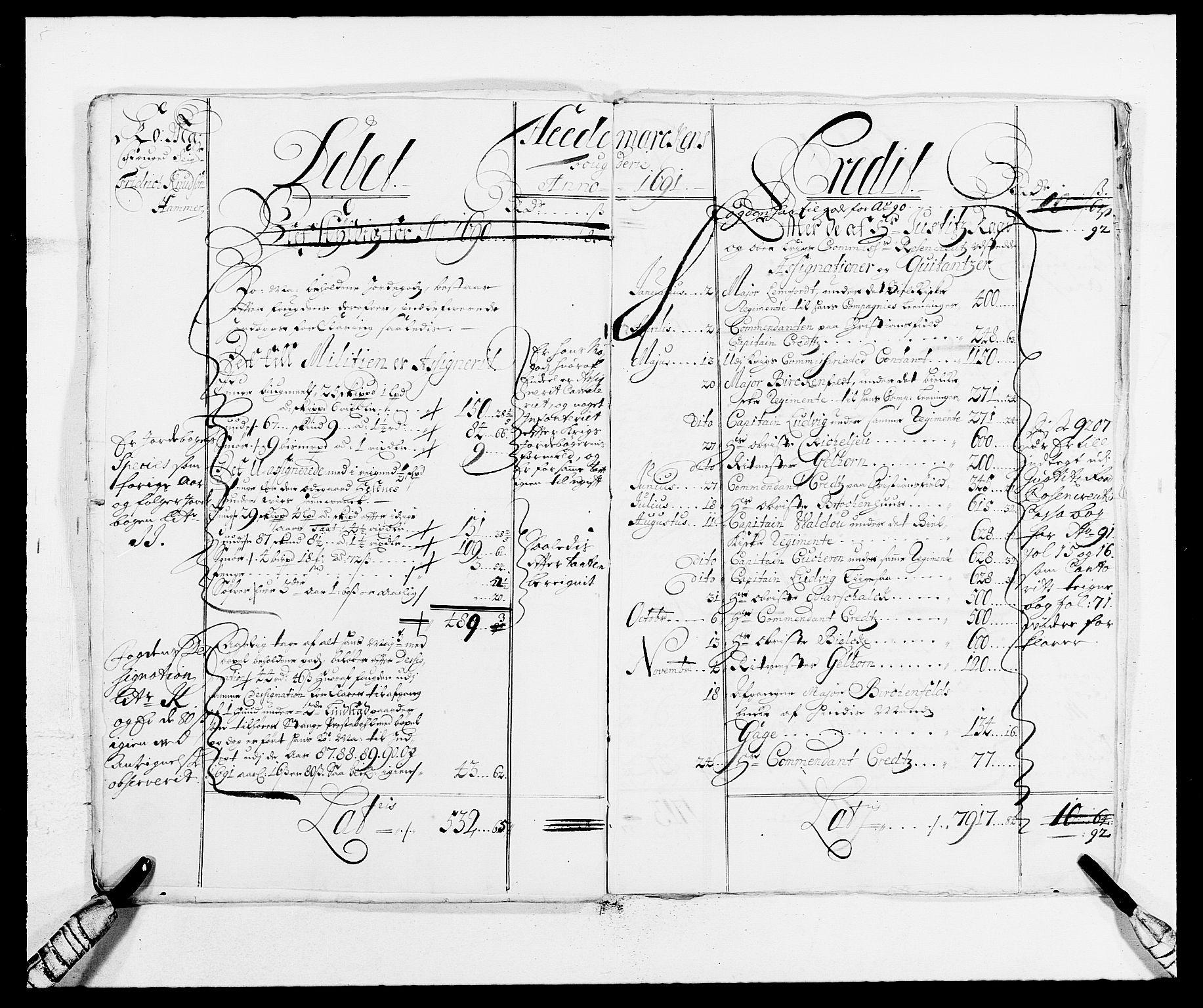 RA, Rentekammeret inntil 1814, Reviderte regnskaper, Fogderegnskap, R16/L1030: Fogderegnskap Hedmark, 1689-1691, s. 15