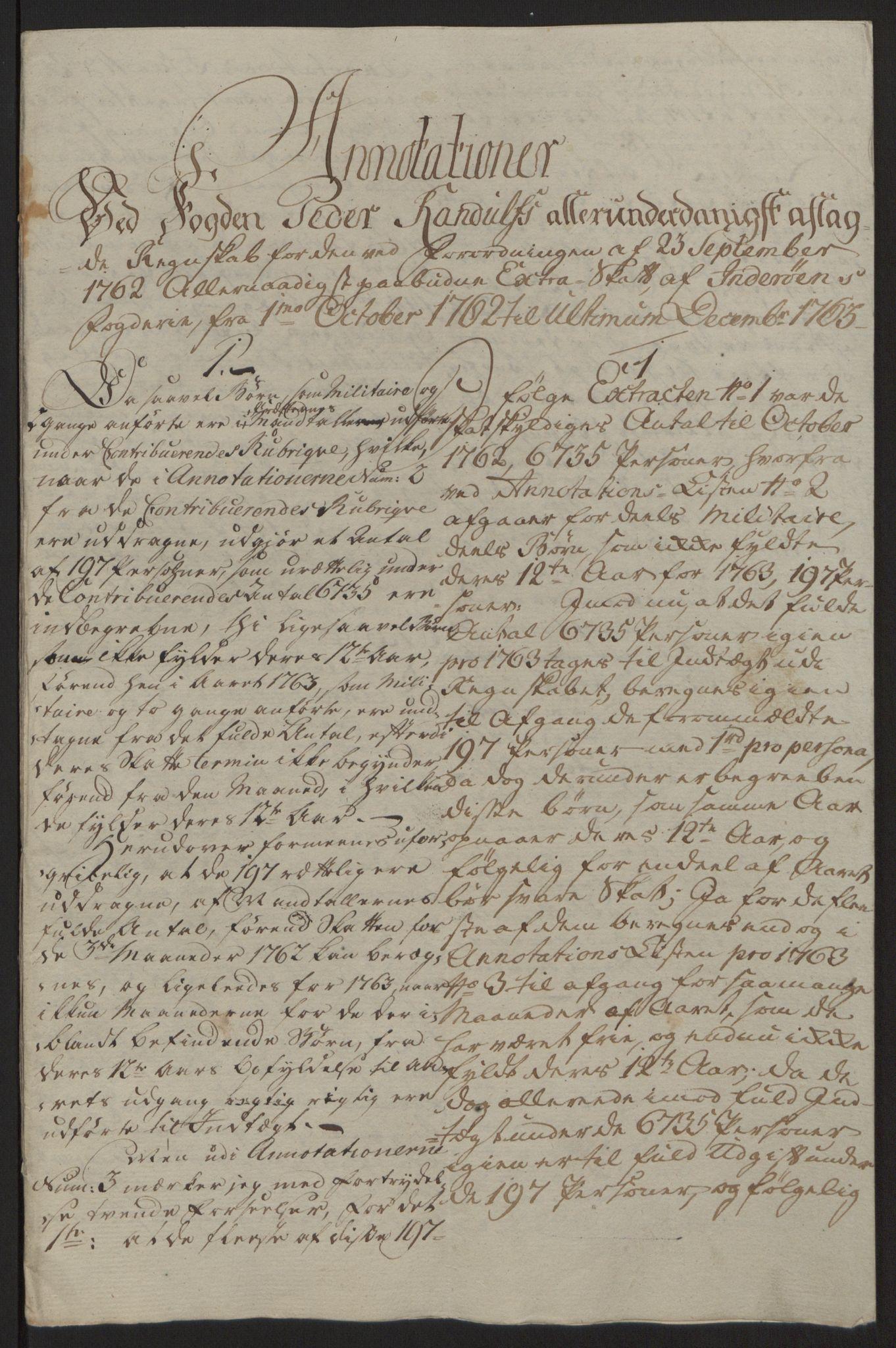 RA, Rentekammeret inntil 1814, Reviderte regnskaper, Fogderegnskap, R63/L4420: Ekstraskatten Inderøy, 1762-1772, s. 68
