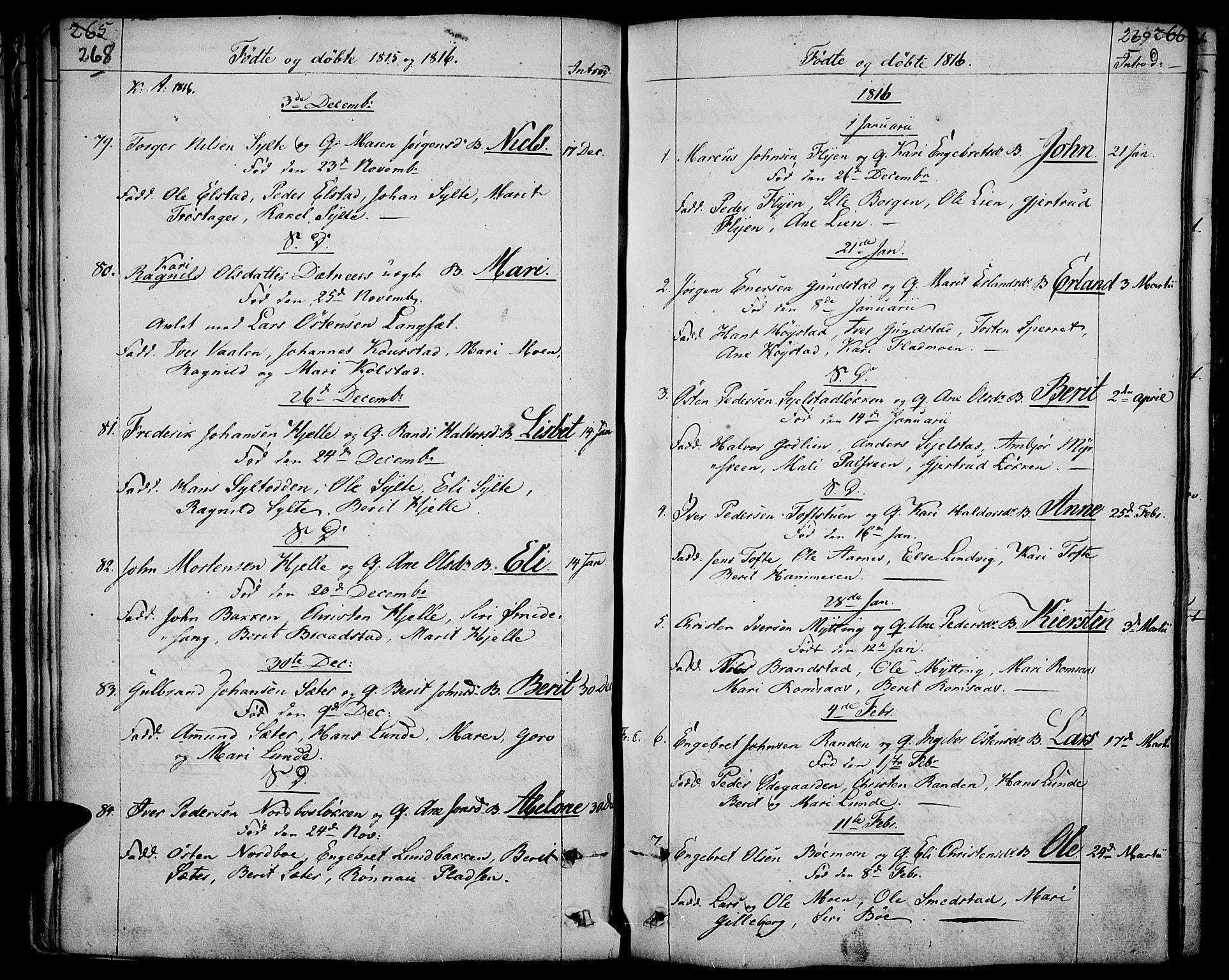 SAH, Ringebu prestekontor, Ministerialbok nr. 3, 1781-1820, s. 268-269