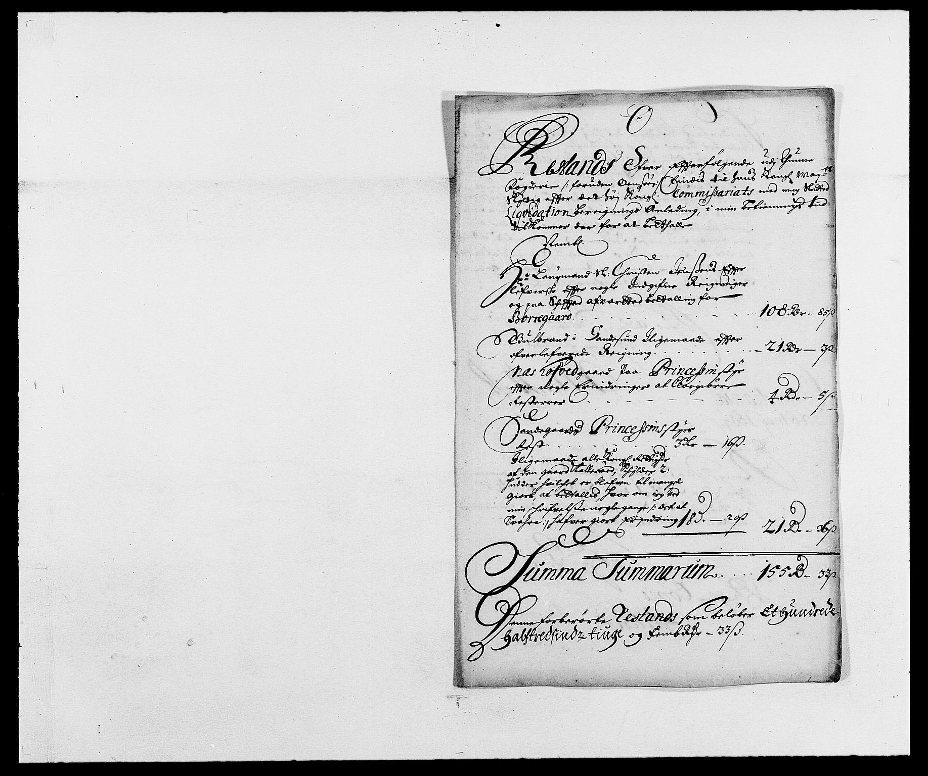 RA, Rentekammeret inntil 1814, Reviderte regnskaper, Fogderegnskap, R03/L0116: Fogderegnskap Onsøy, Tune, Veme og Åbygge fogderi, 1684-1689, s. 144