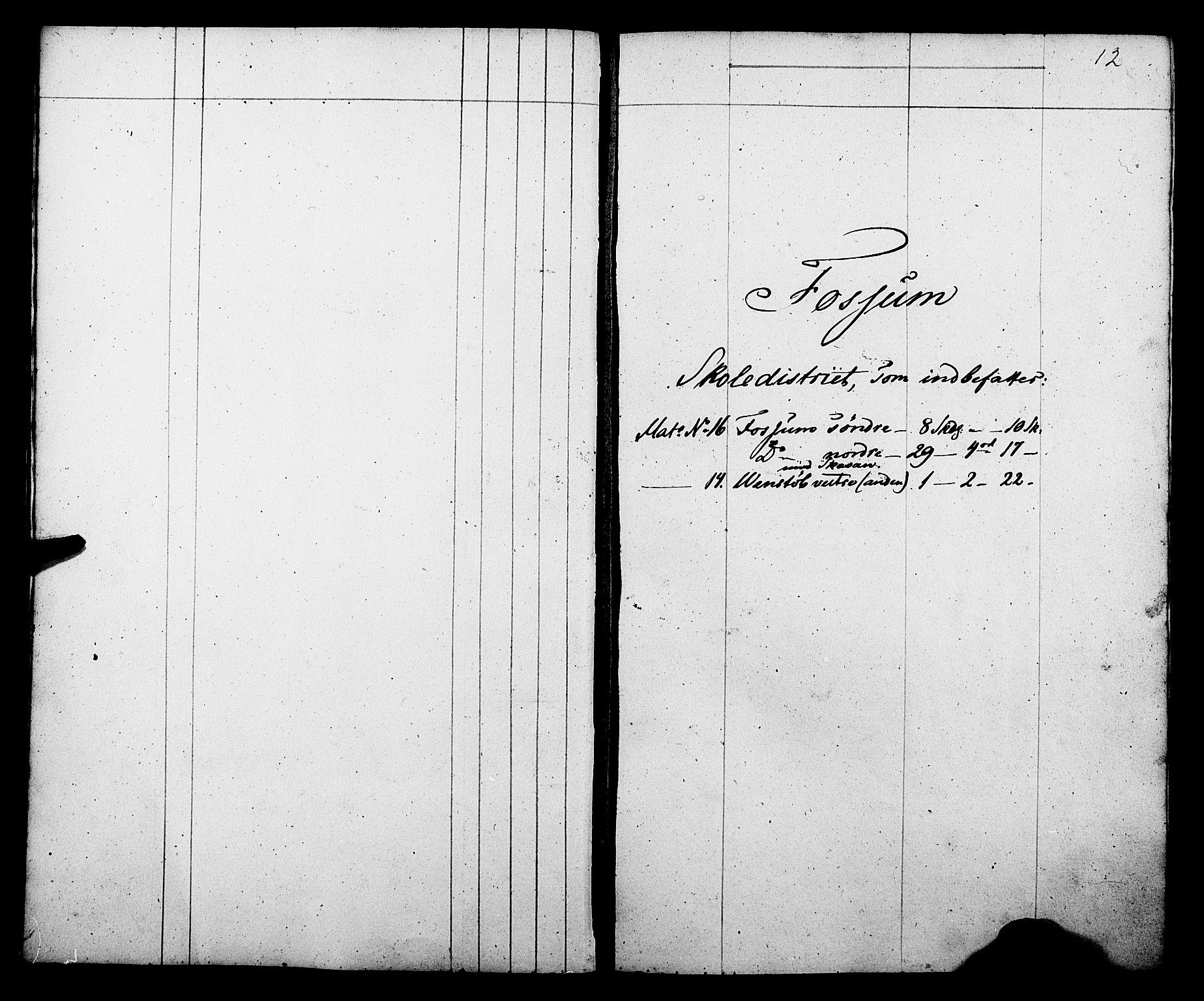 Folketelling 1845 for 0812P Gjerpen prestegjeld, 1845, s. 12